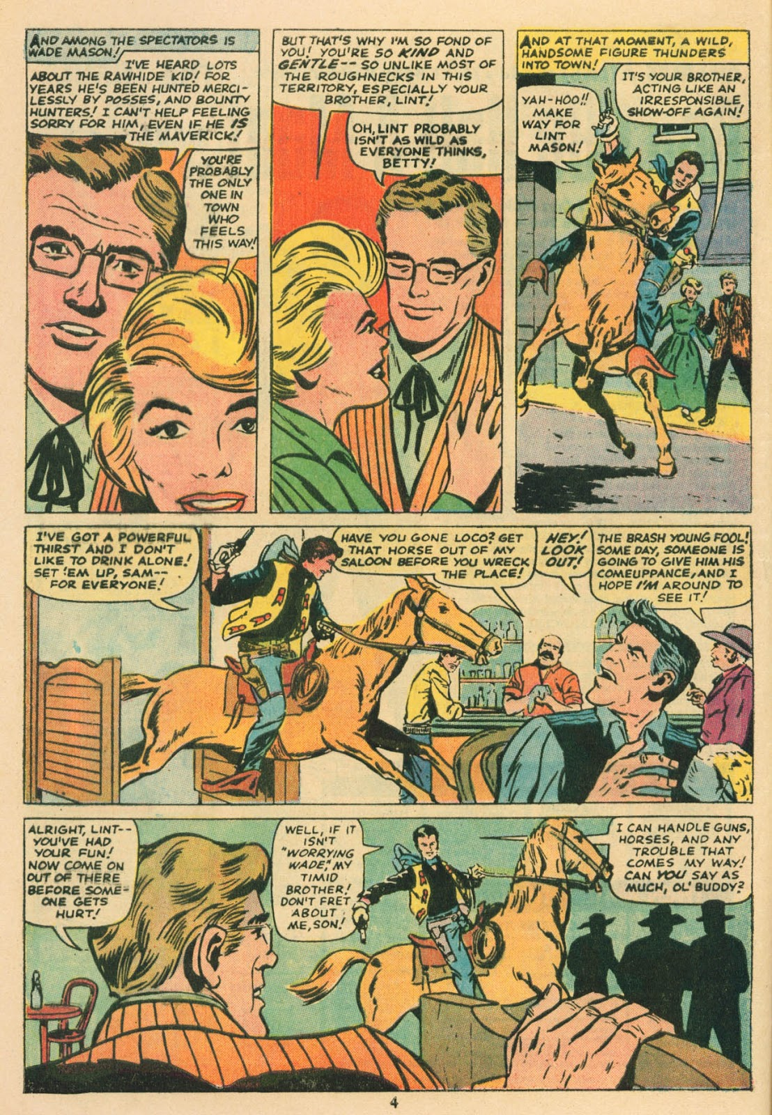 The Rawhide Kid (1955) issue 117 - Page 5