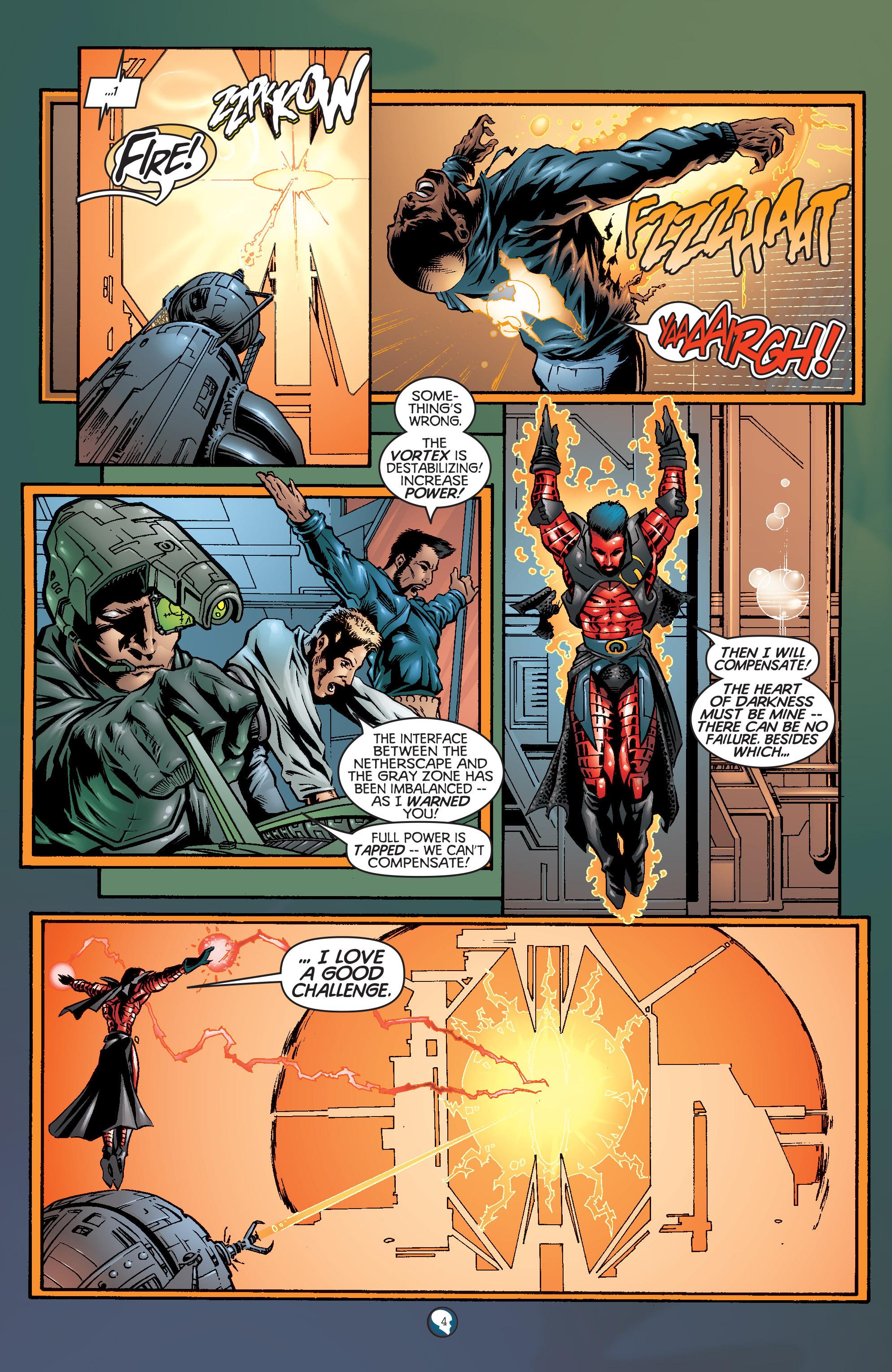 Read online Shadowman (1997) comic -  Issue #20 - 5