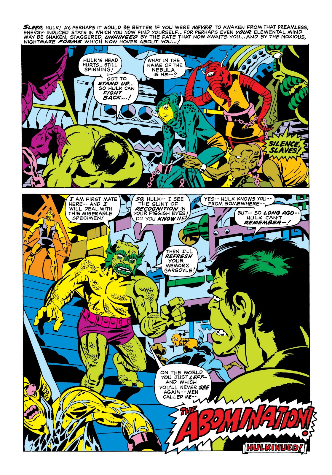 Read online Marvel Masterworks: The Incredible Hulk comic -  Issue # TPB 7 (Part 1) - 46