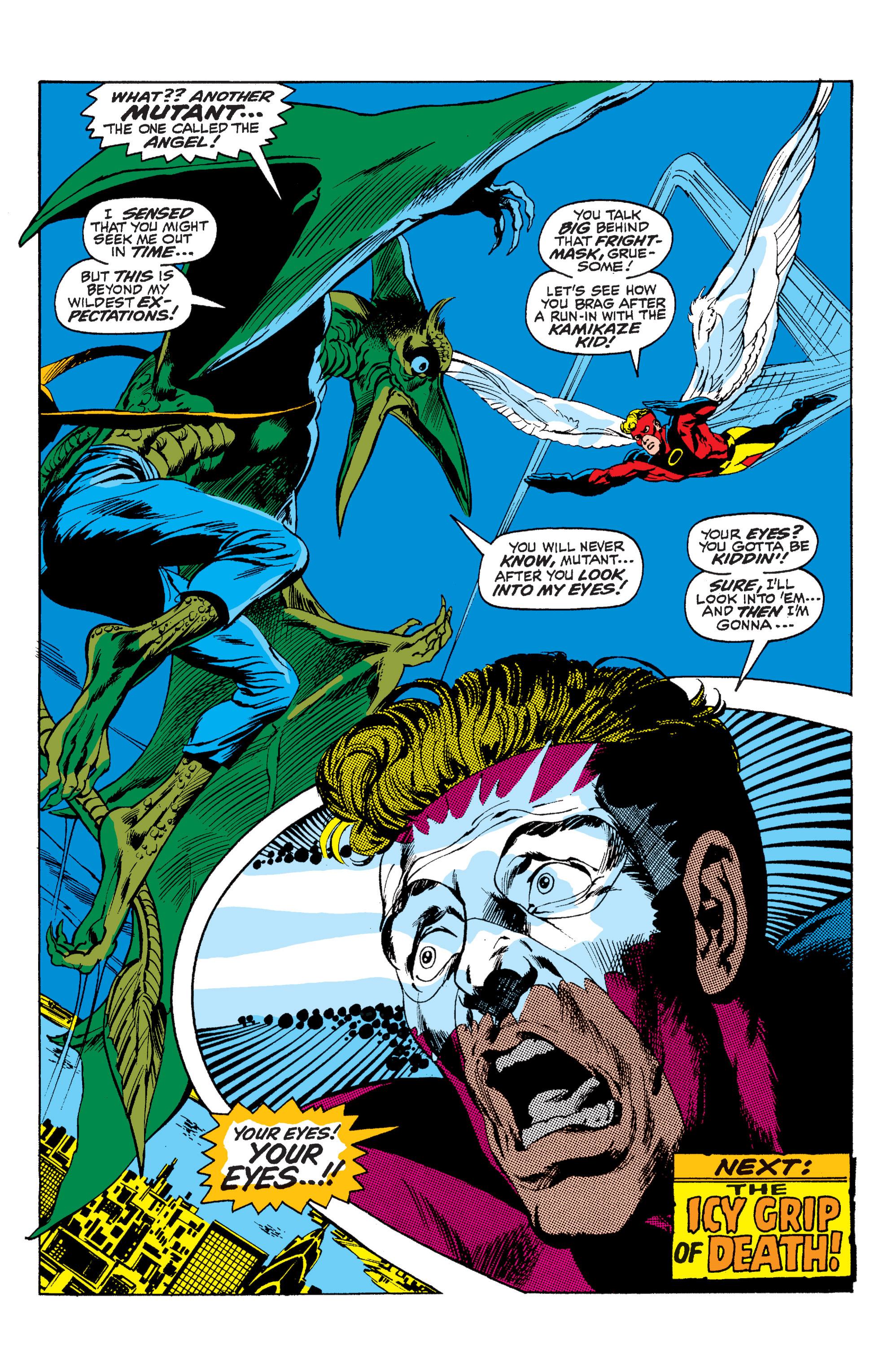 Read online Uncanny X-Men (1963) comic -  Issue #60 - 19