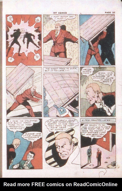 Read online Hit Comics comic -  Issue #24 - 37