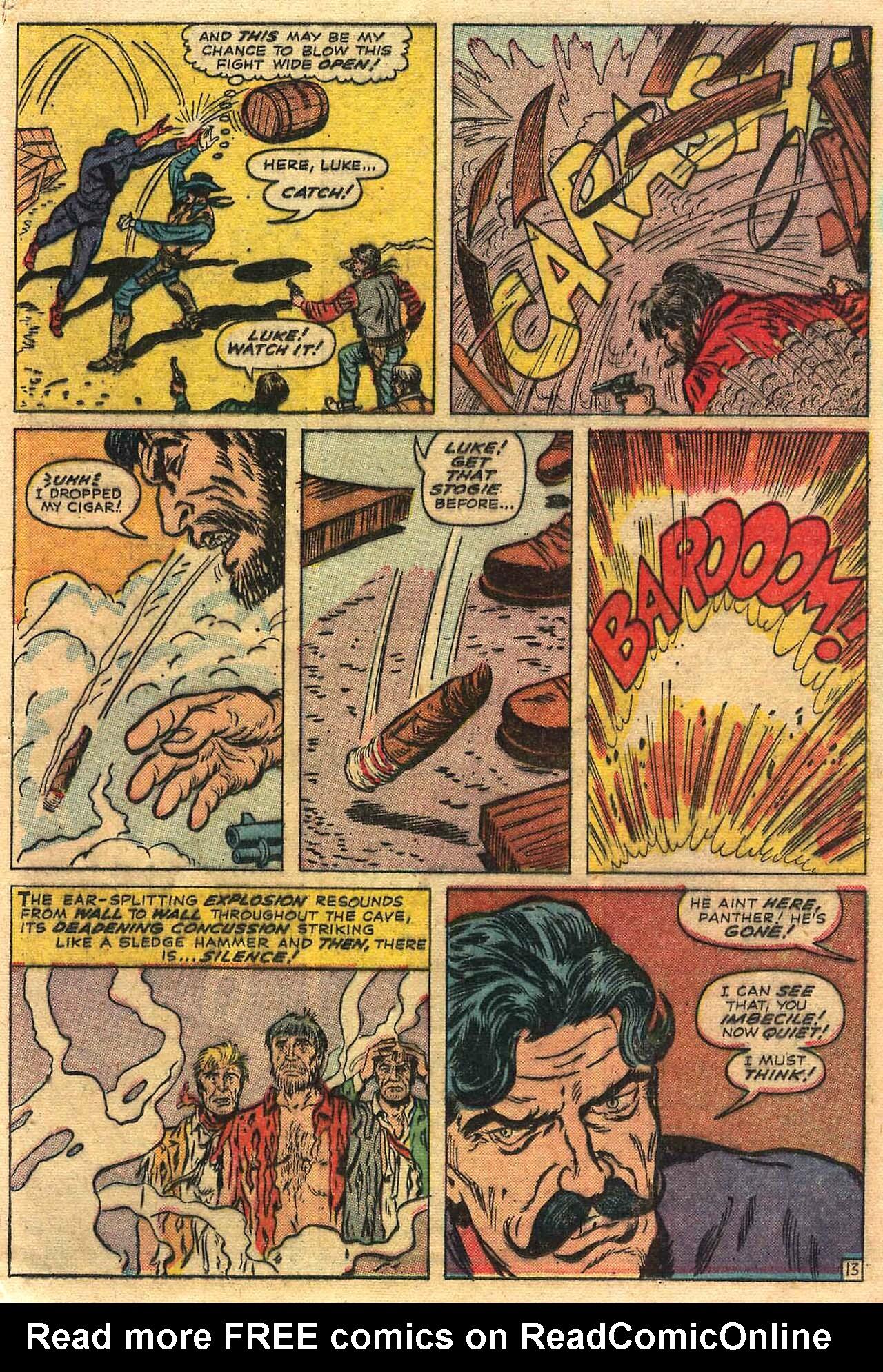 Read online Two-Gun Kid comic -  Issue #77 - 17