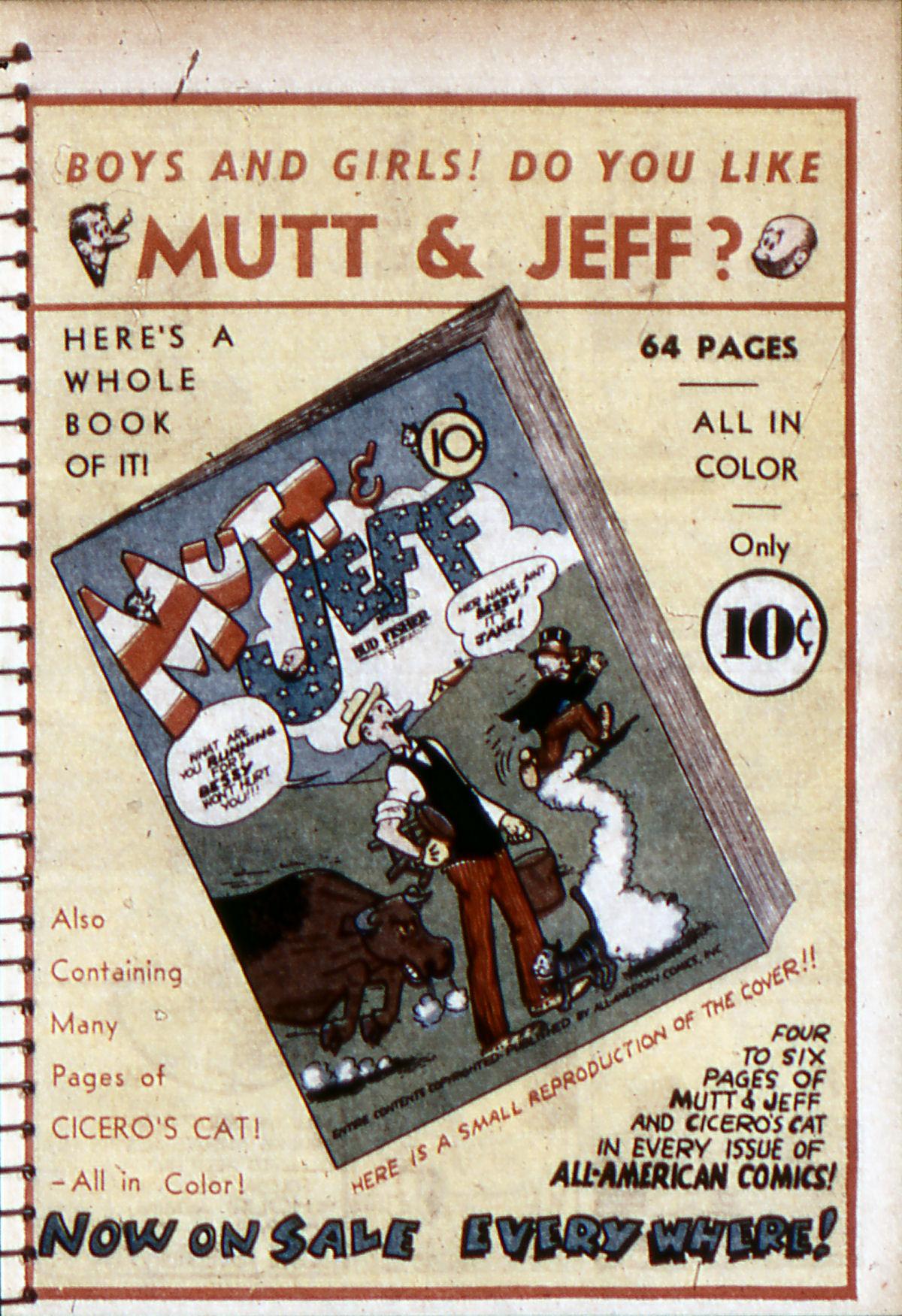 Read online Adventure Comics (1938) comic -  Issue #53 - 12