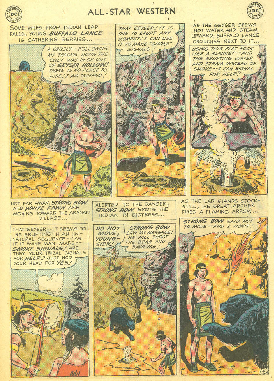 Read online All-Star Western (1951) comic -  Issue #95 - 31