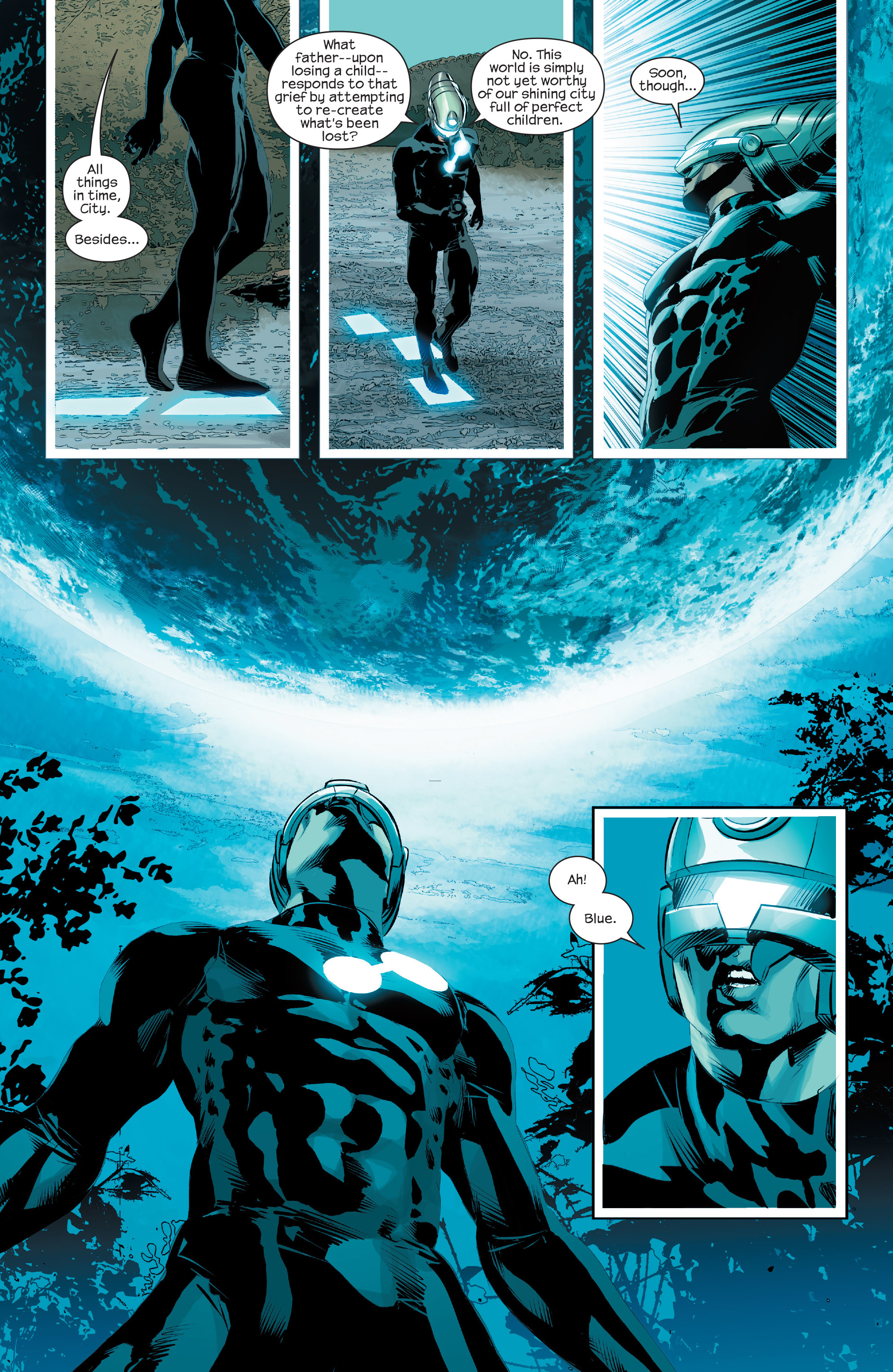 Read online Avengers (2013) comic -  Issue #41 - 15