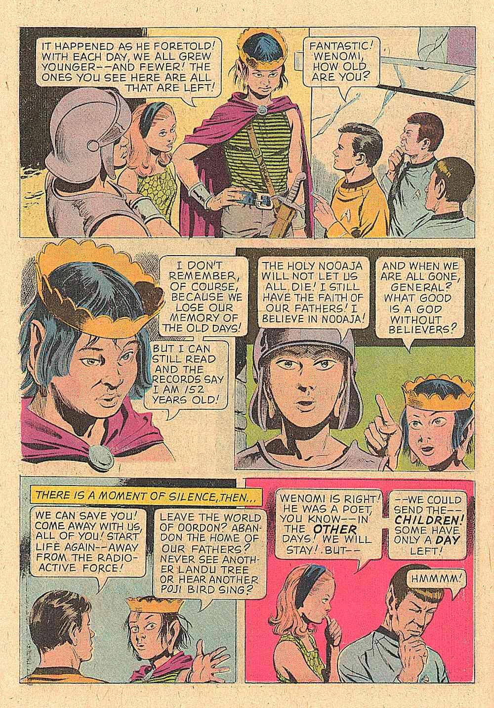 Star Trek (1967) issue 42 - Page 18