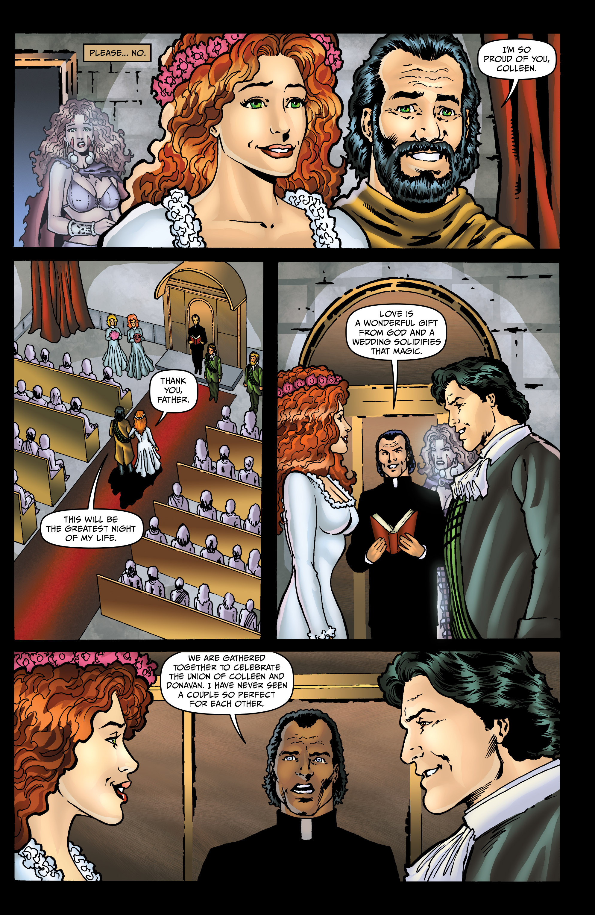 Read online Belladonna: Origins comic -  Issue #5 - 12