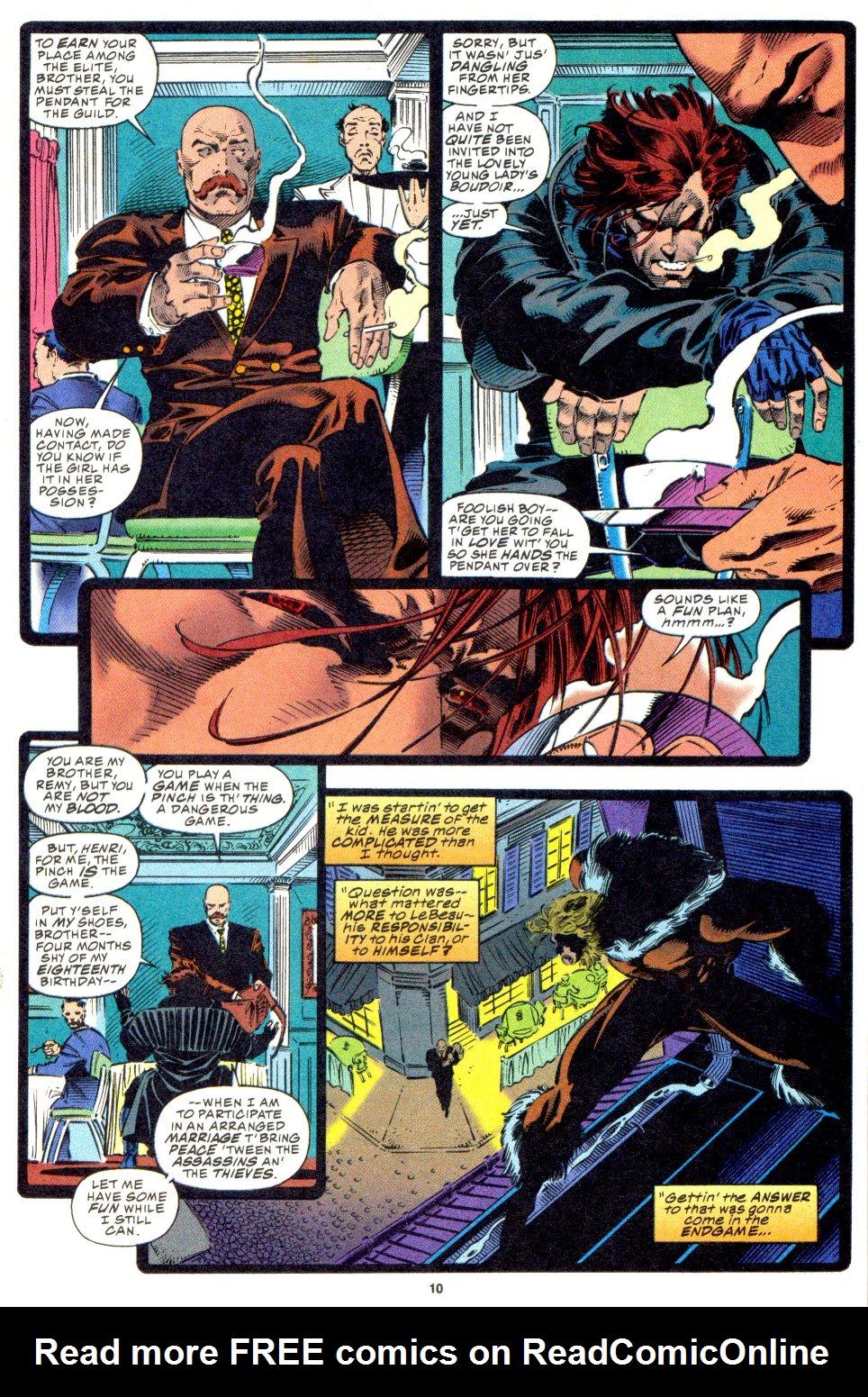 X-Men (1991) 33 Page 8