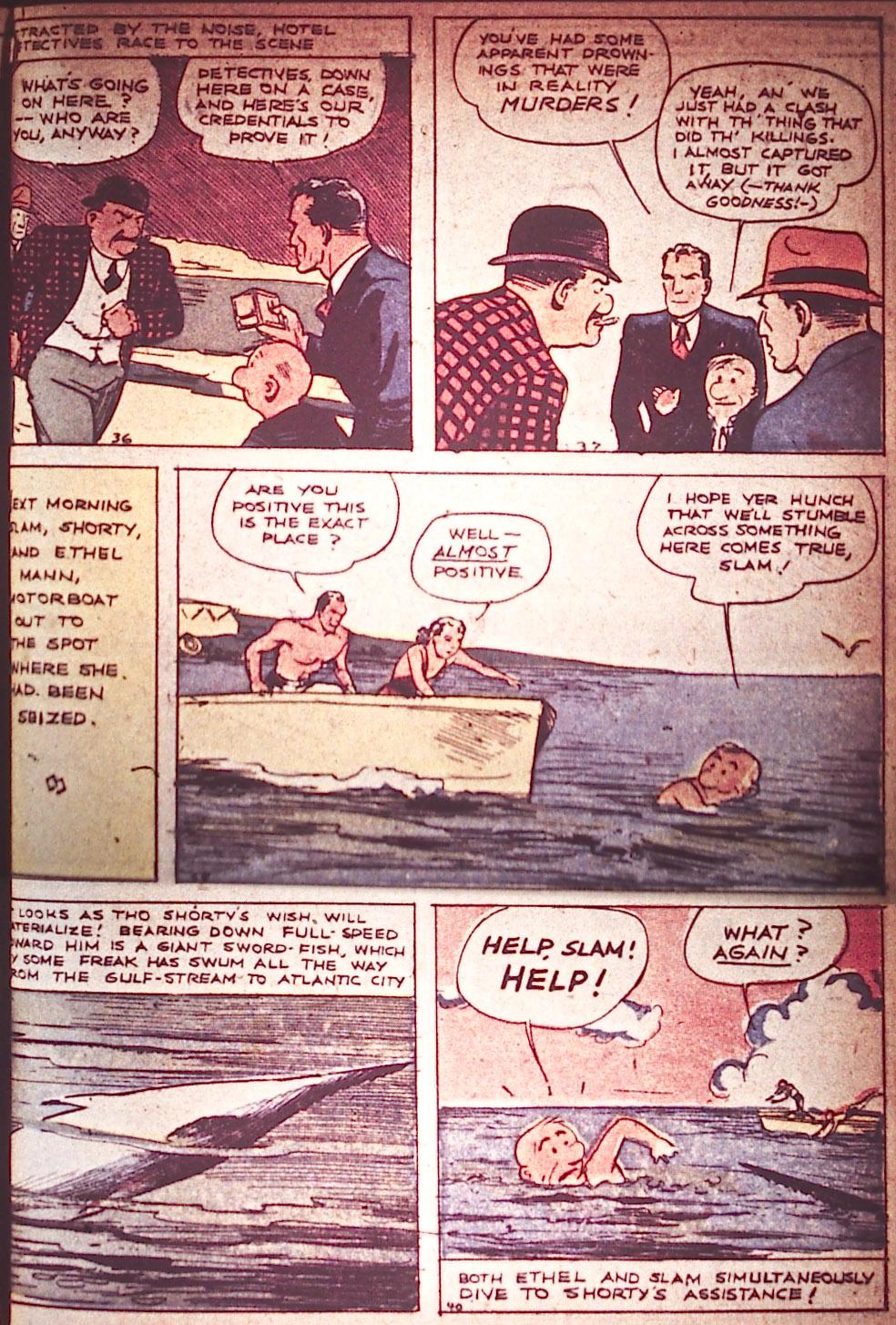 Read online Detective Comics (1937) comic -  Issue #7 - 11