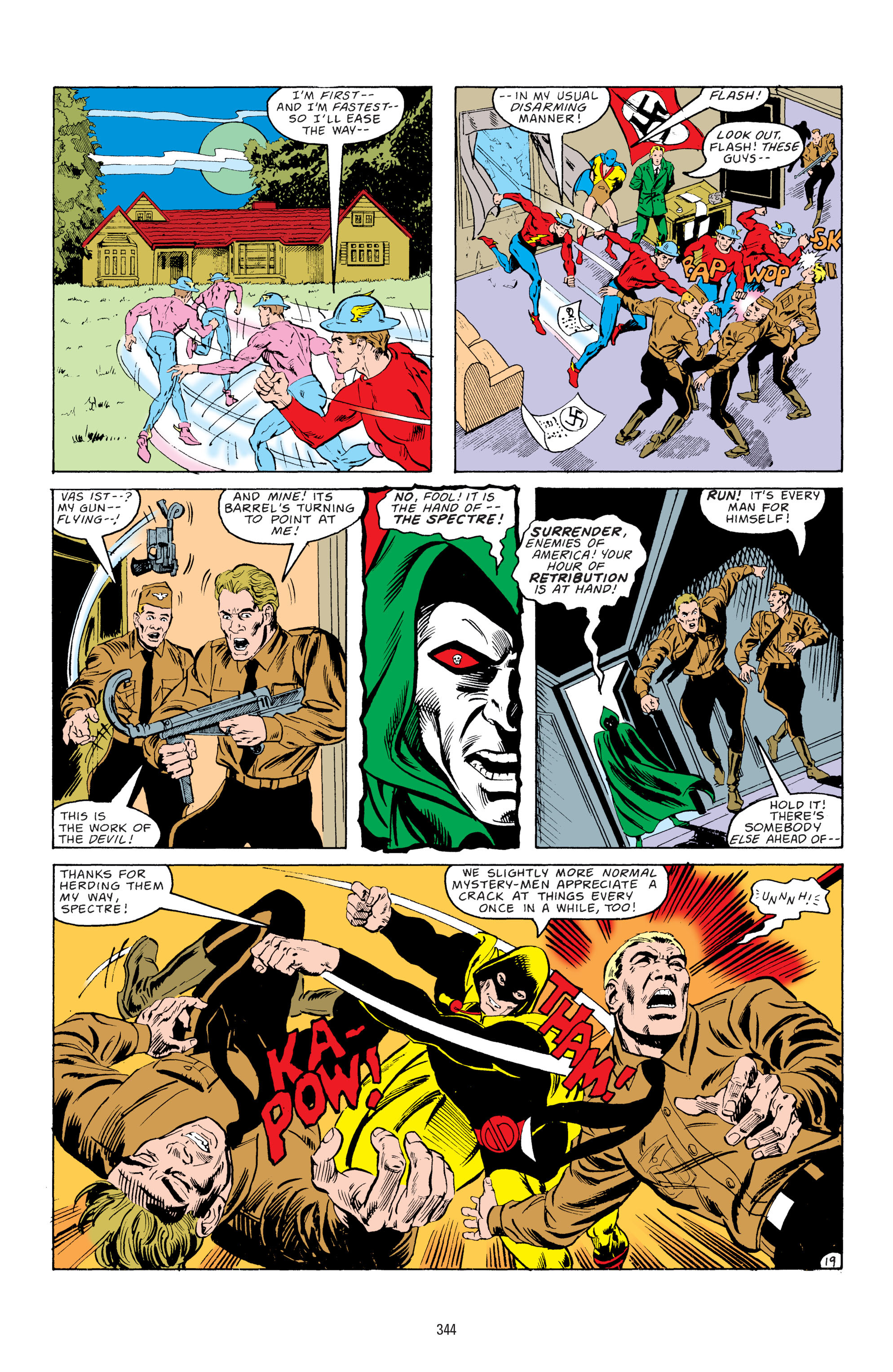 Read online All-Star Squadron comic -  Issue #67 - 20