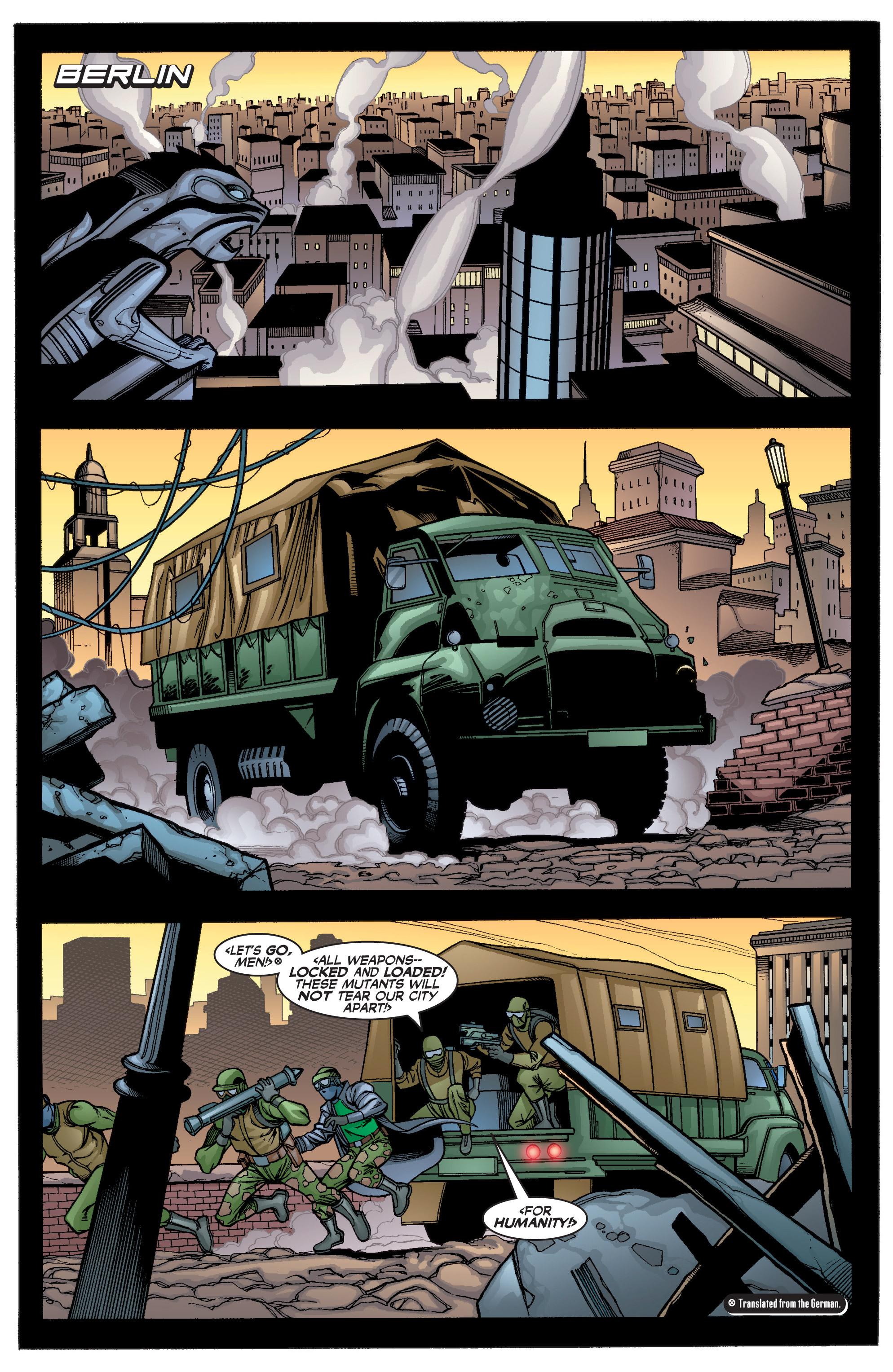 Read online Uncanny X-Men (1963) comic -  Issue #402 - 8
