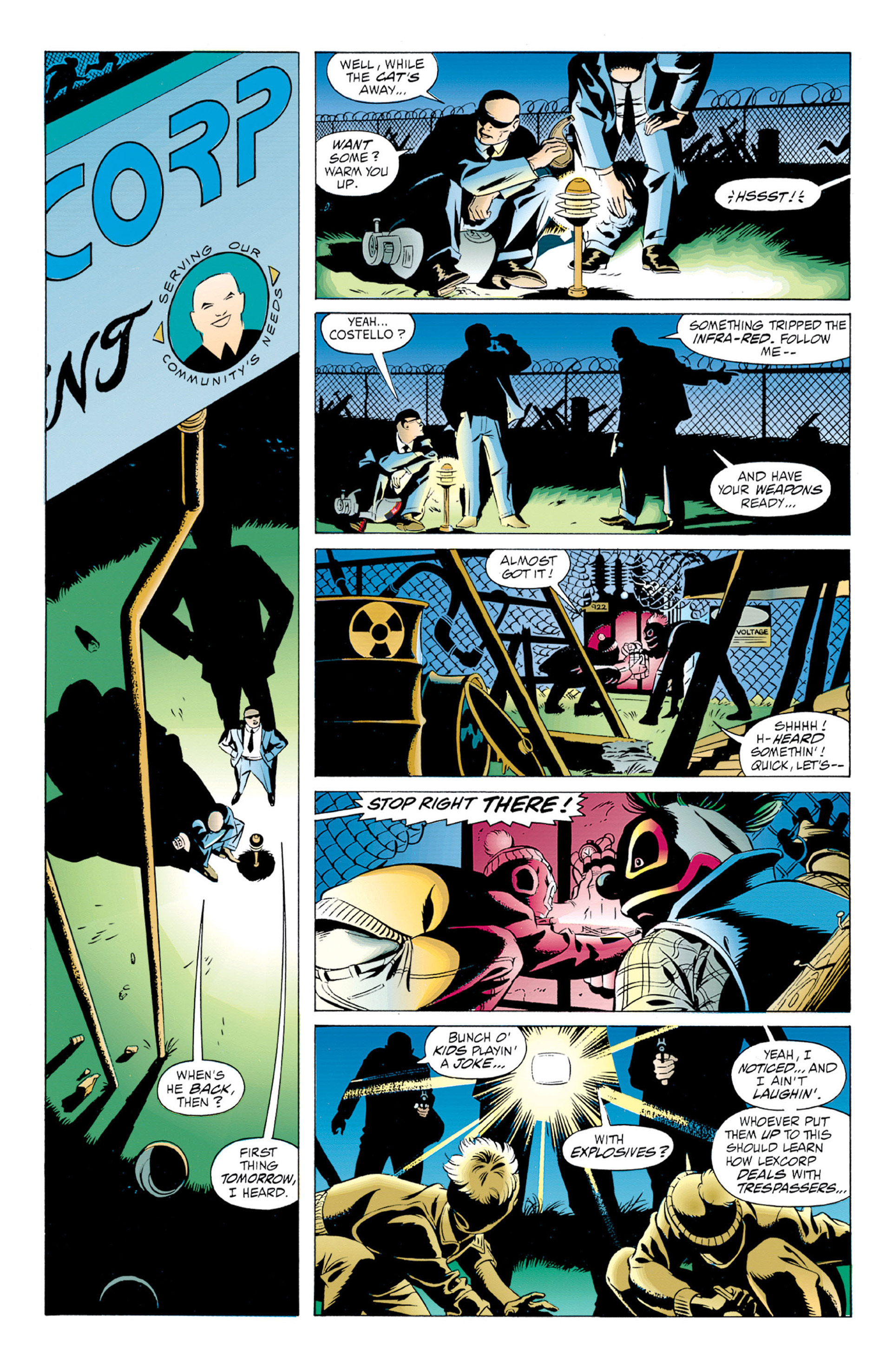 Read online World's Finest (1990) comic -  Issue #2 - 19