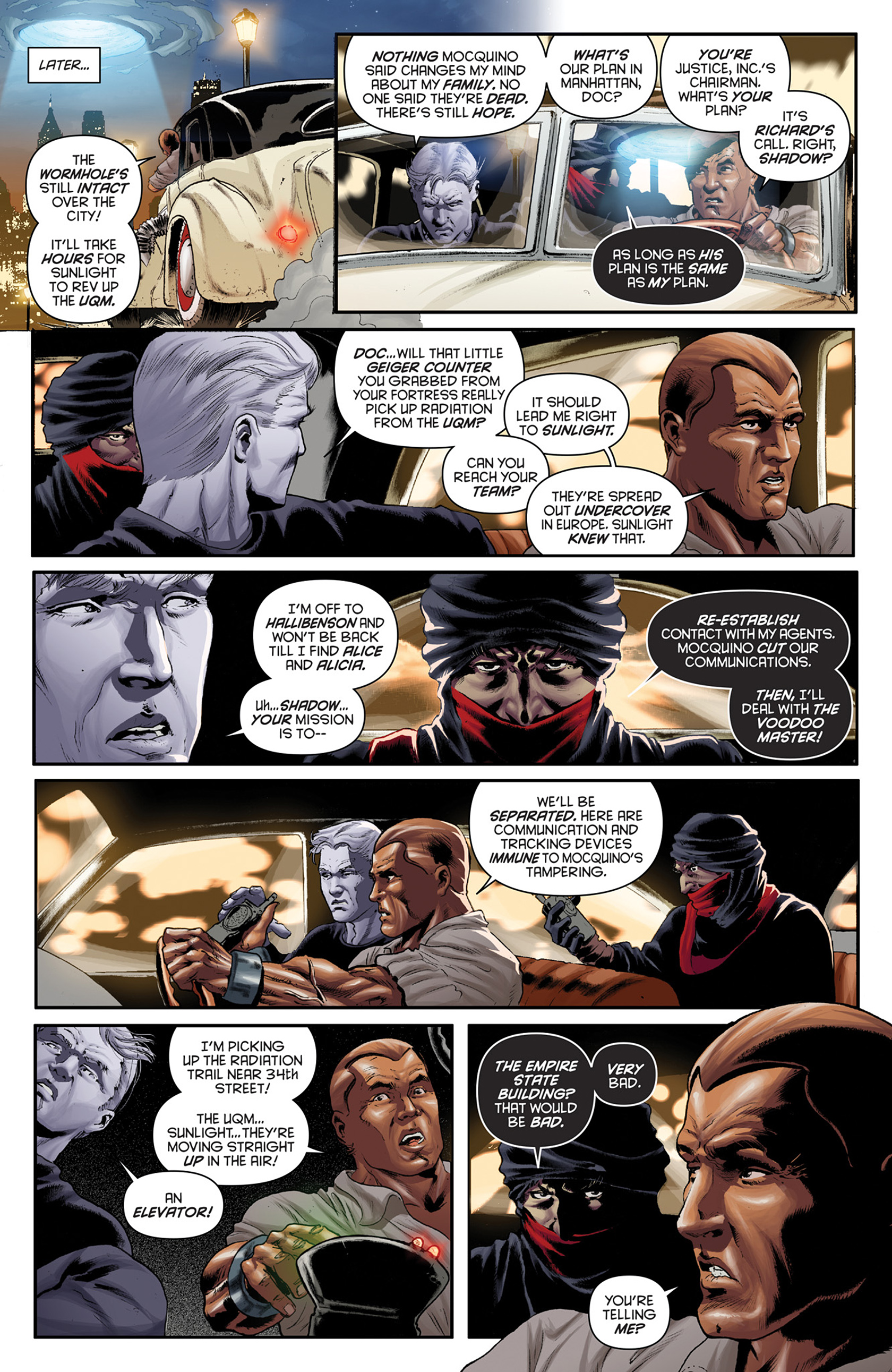 Read online Justice, Inc. comic -  Issue #4 - 19