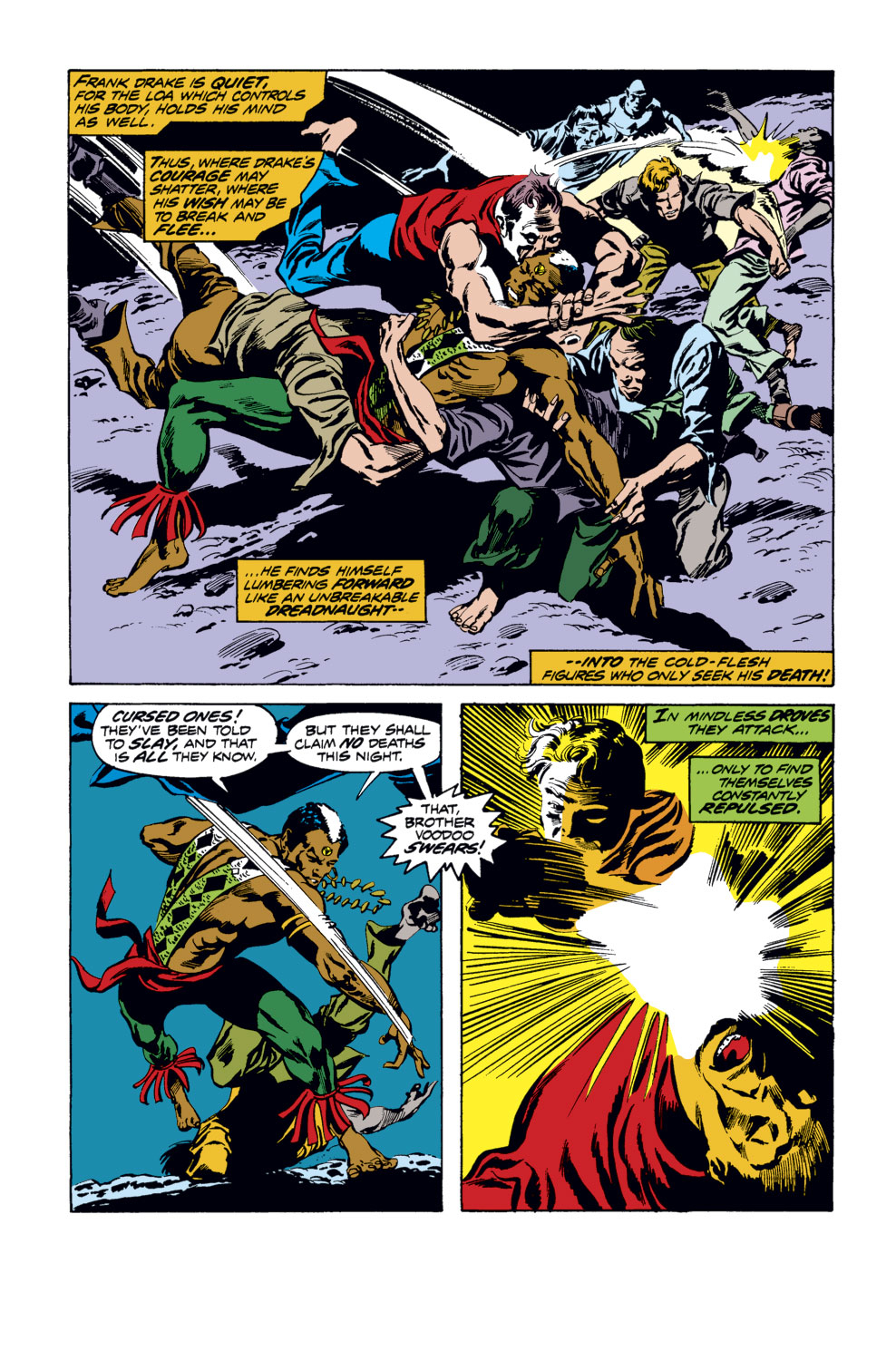 Tomb of Dracula (1972) issue 35 - Page 6