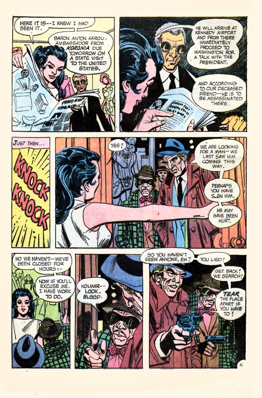 Read online Wonder Woman (1942) comic -  Issue #196 - 6