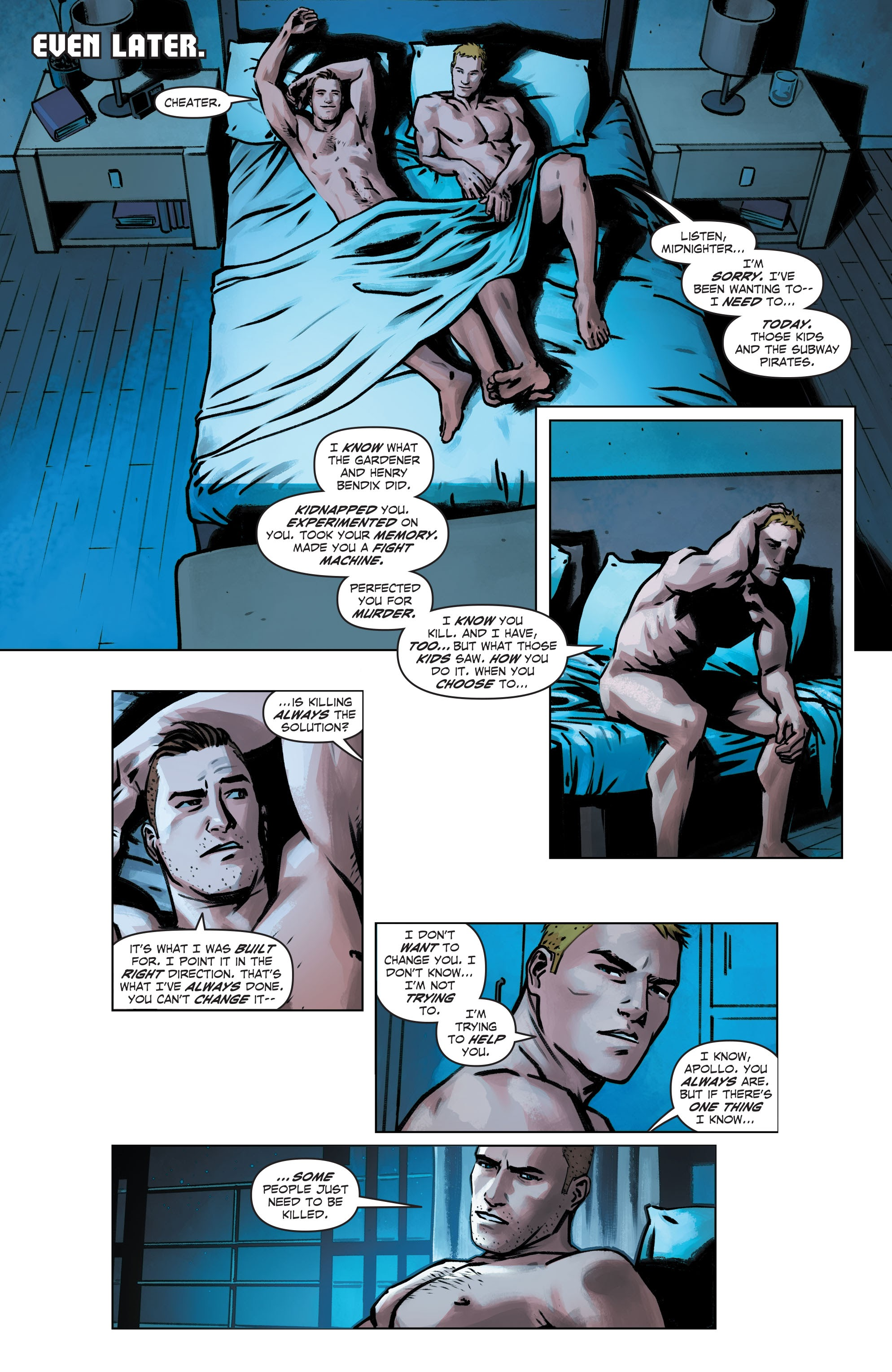 Midnighter and Apollo #_TPB #7 - English 18
