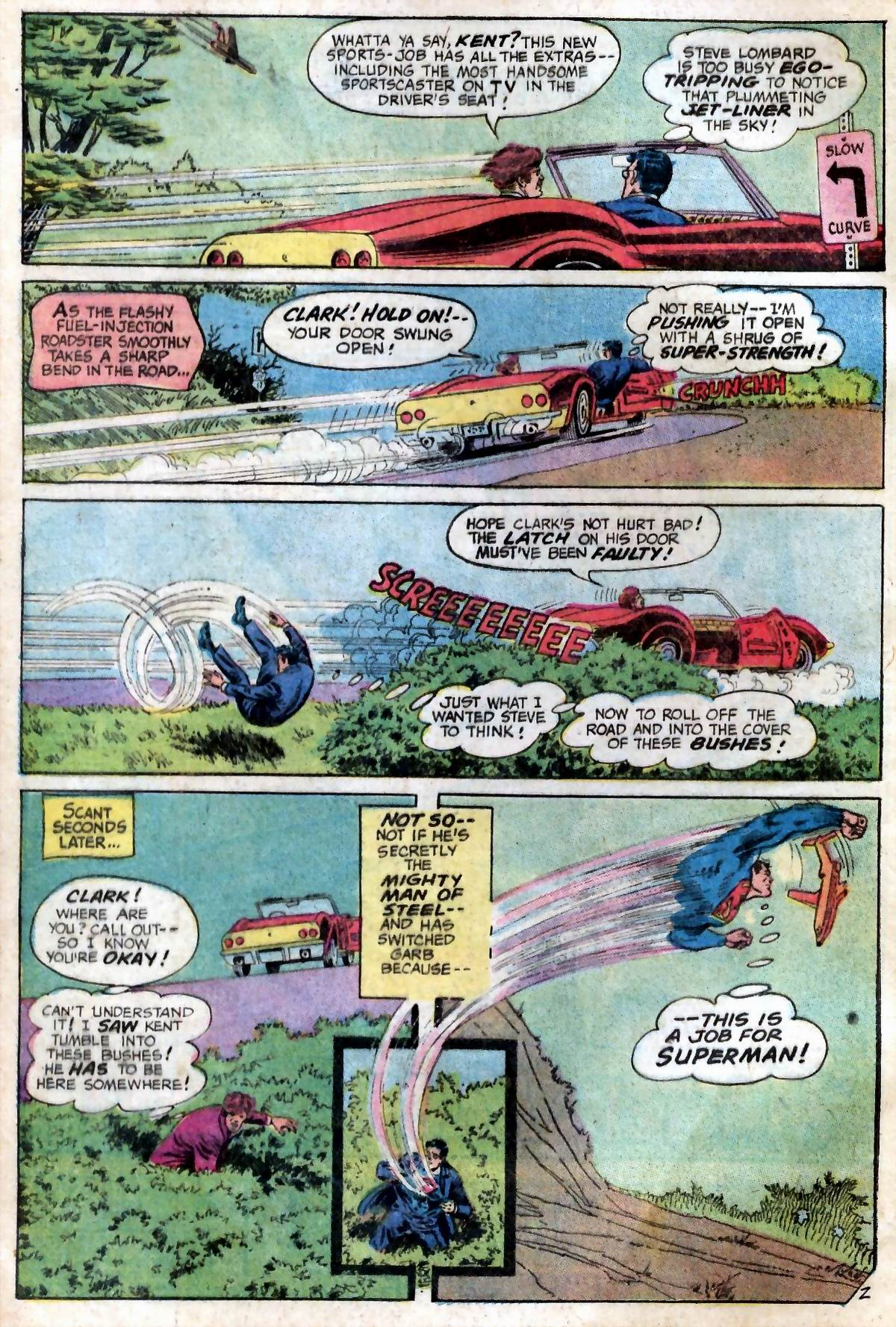 Read online Action Comics (1938) comic -  Issue #426 - 4