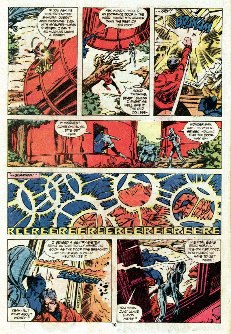 The Avengers (1963) 198 Page 6