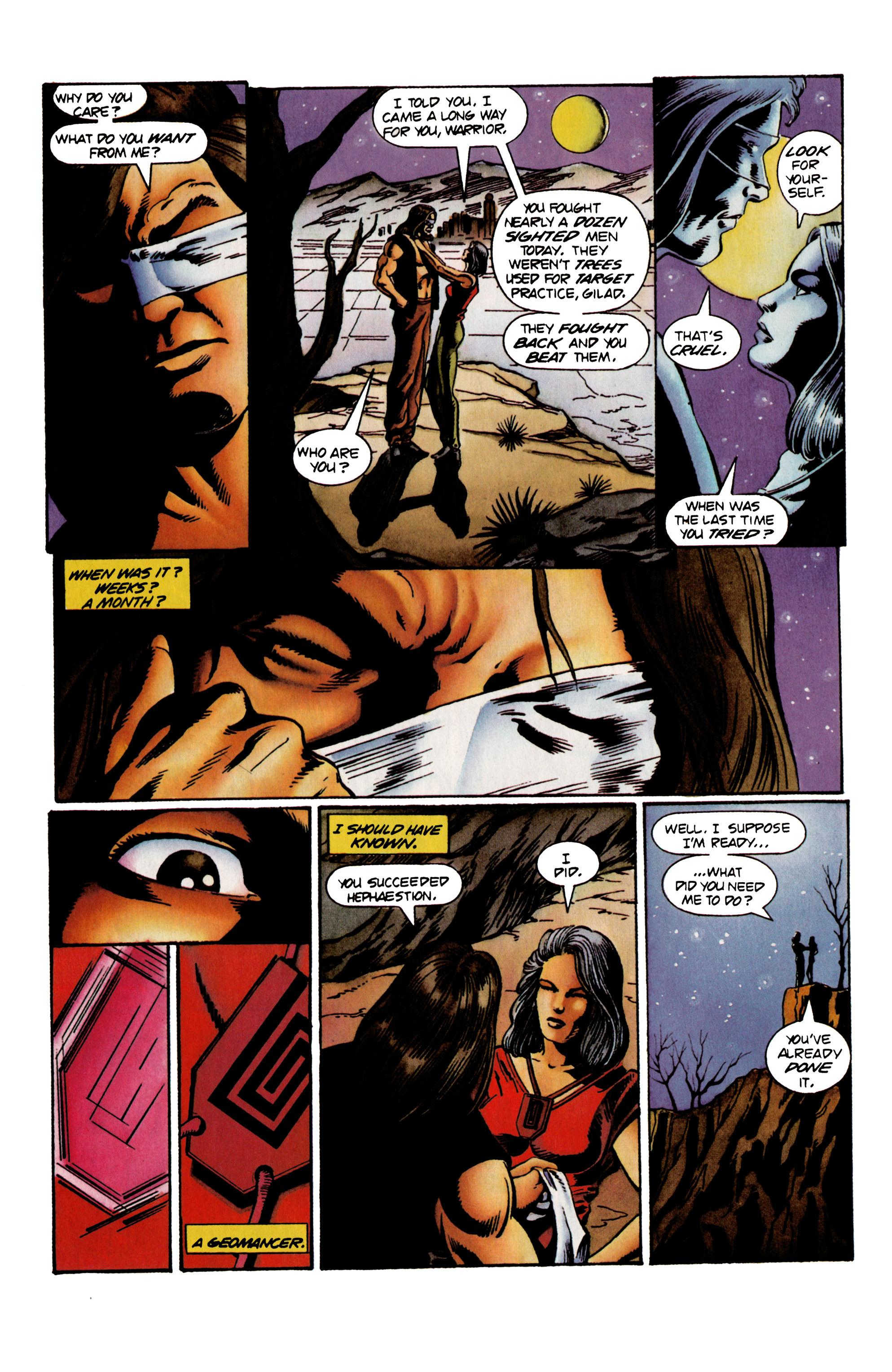Read online Eternal Warrior (1992) comic -  Issue #23 - 20