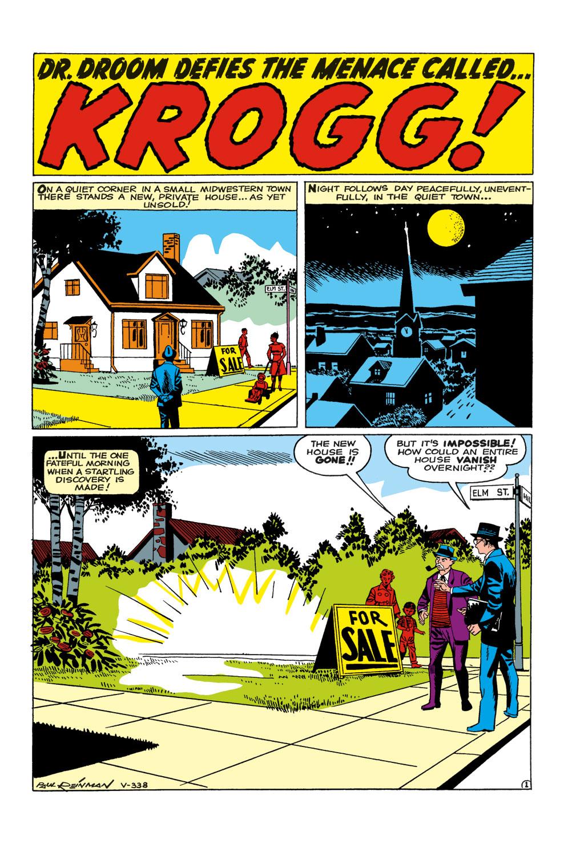 Read online Amazing Adventures (1961) comic -  Issue #6 - 22