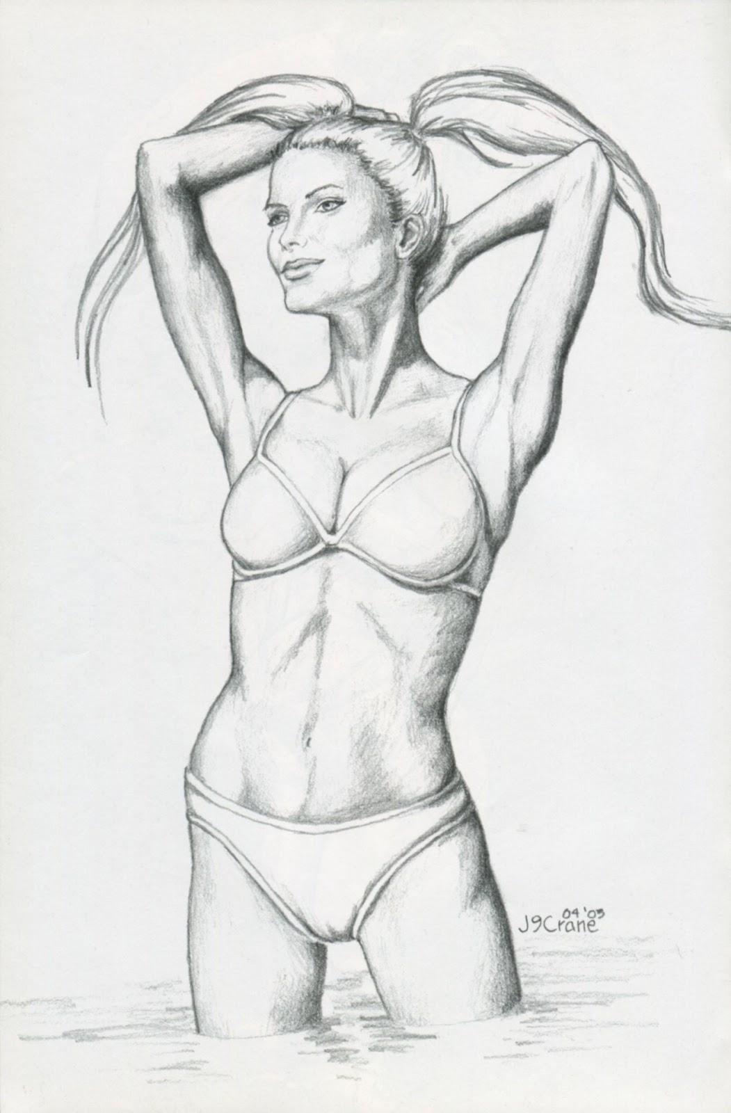 Read online Latex Alice - Bikini Bash Swimsuit Special comic -  Issue # Full - 14