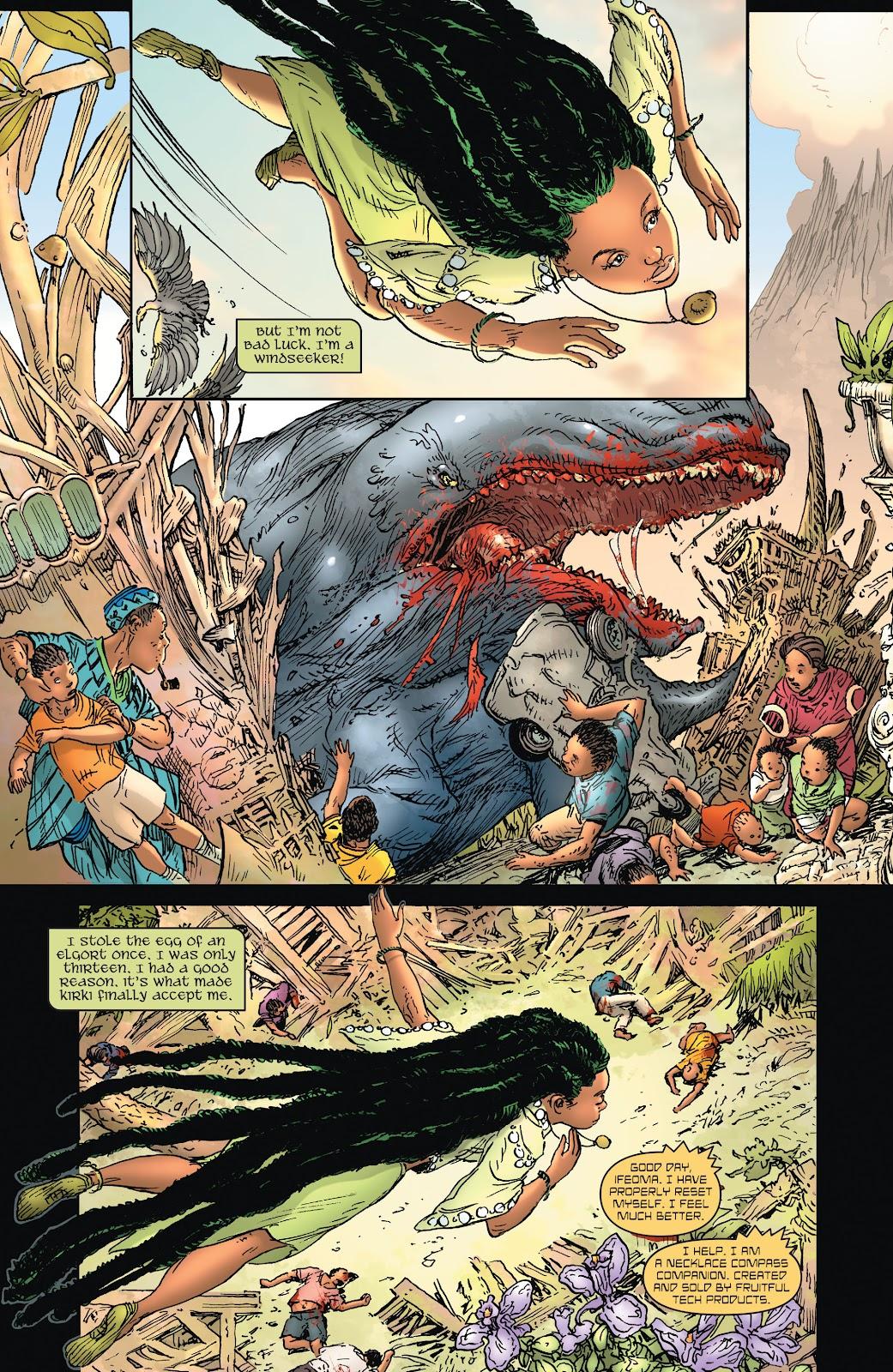 Read online Strange Adventures (2014) comic -  Issue # TPB (Part 2) - 16