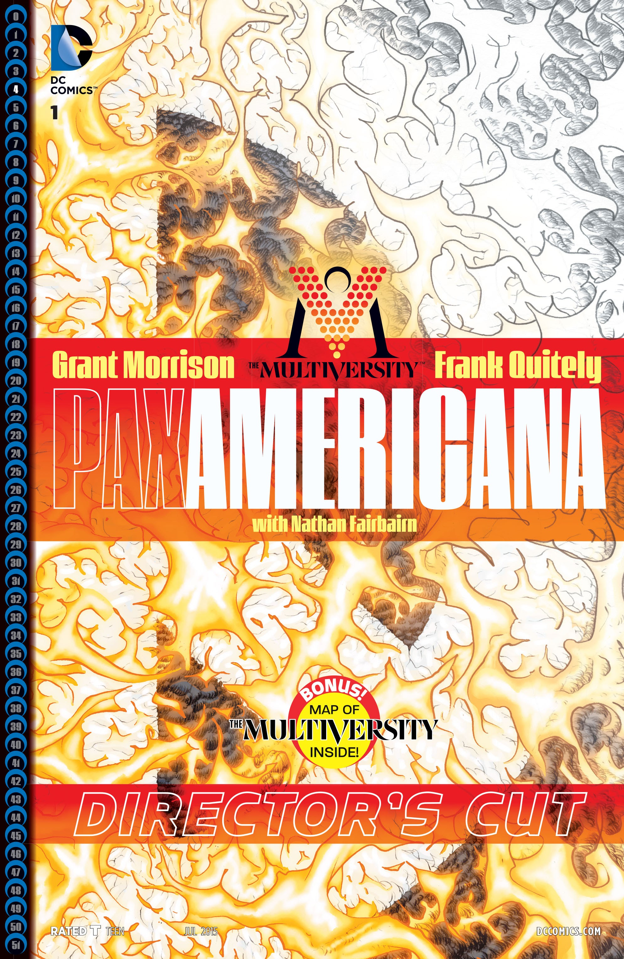 The Multiversity: Pax Americana issue _Directors_Cut - Page 1