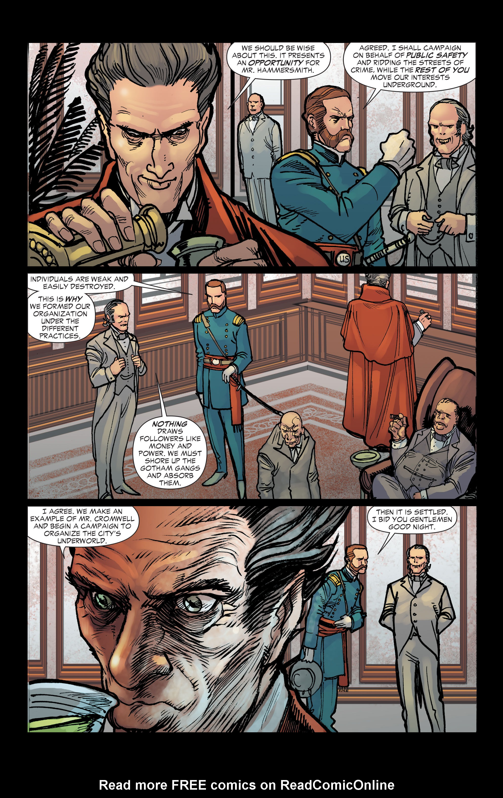 Read online All-Star Western (2011) comic -  Issue #2 - 16