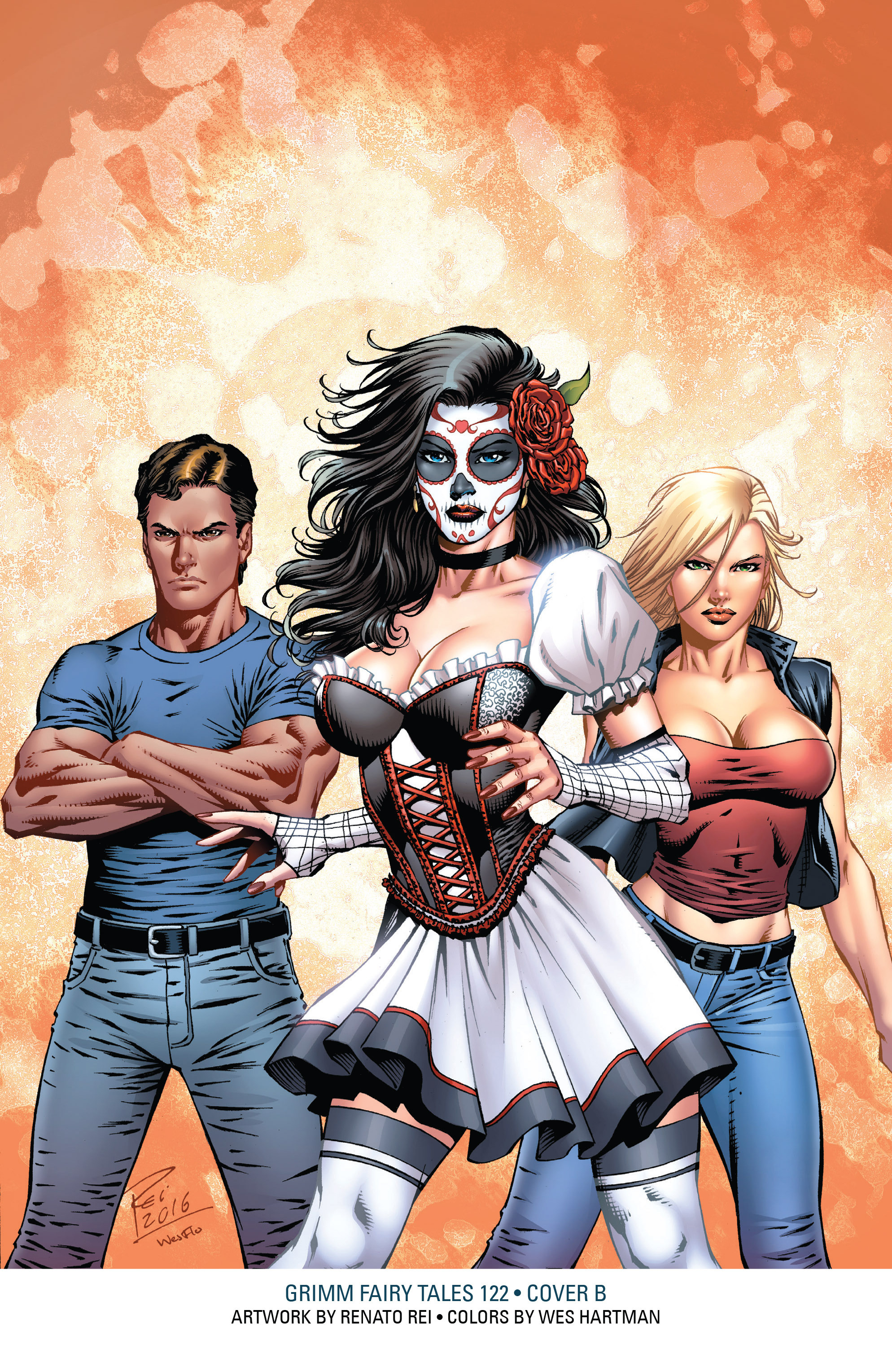 Read online Grimm Fairy Tales: Arcane Acre comic -  Issue # TPB 4 - 210
