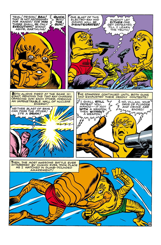 Read online Amazing Adventures (1961) comic -  Issue #2 - 12