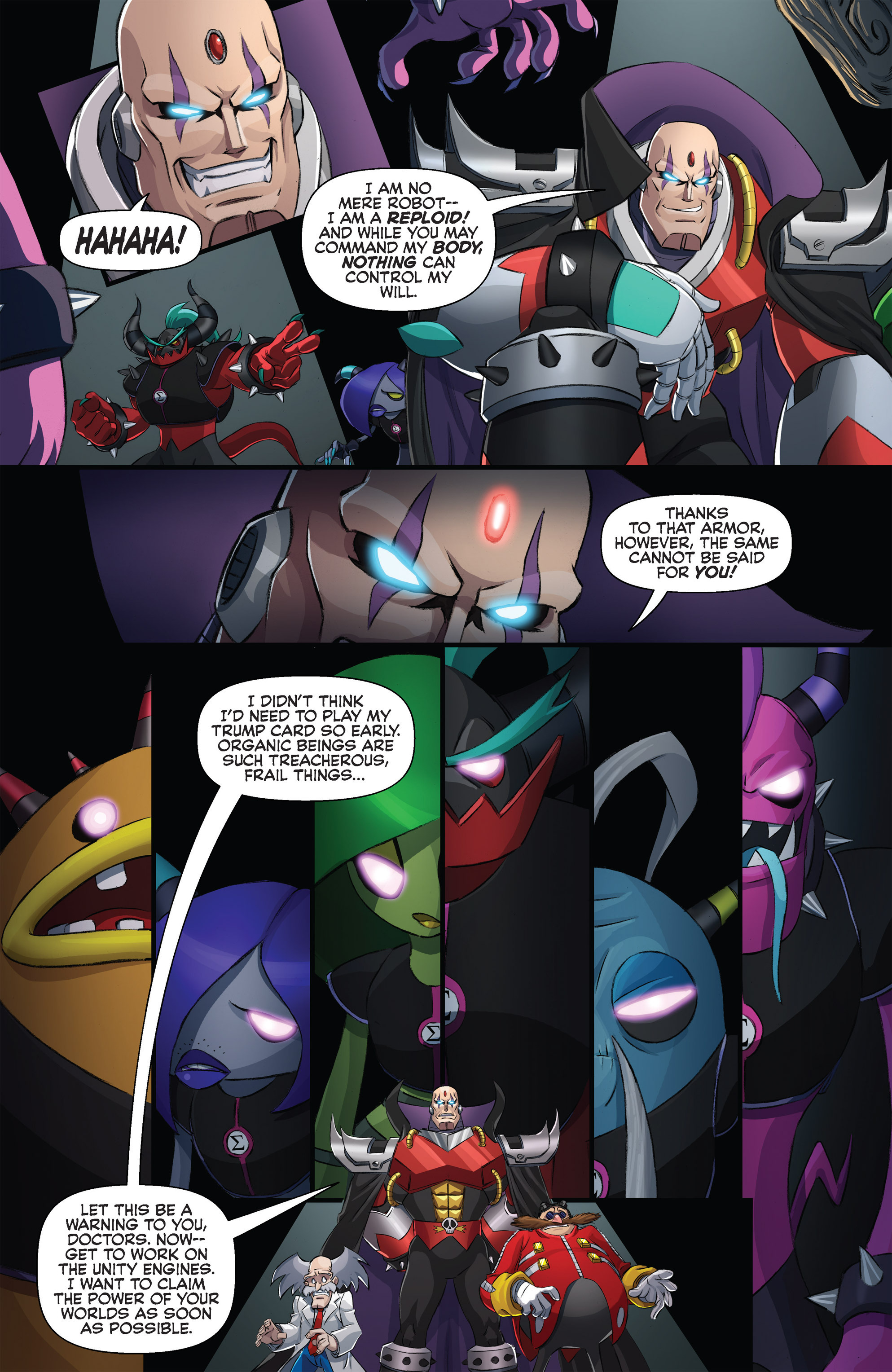 Read online Sonic Universe comic -  Issue #76 - 17