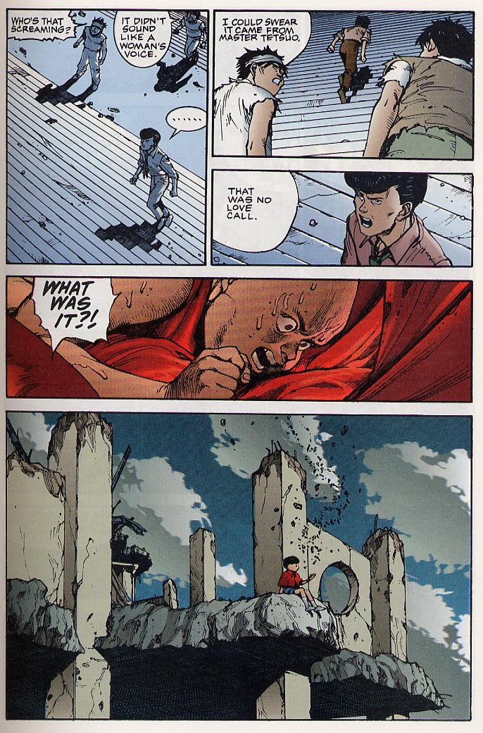 Read online Akira comic -  Issue #19 - 14