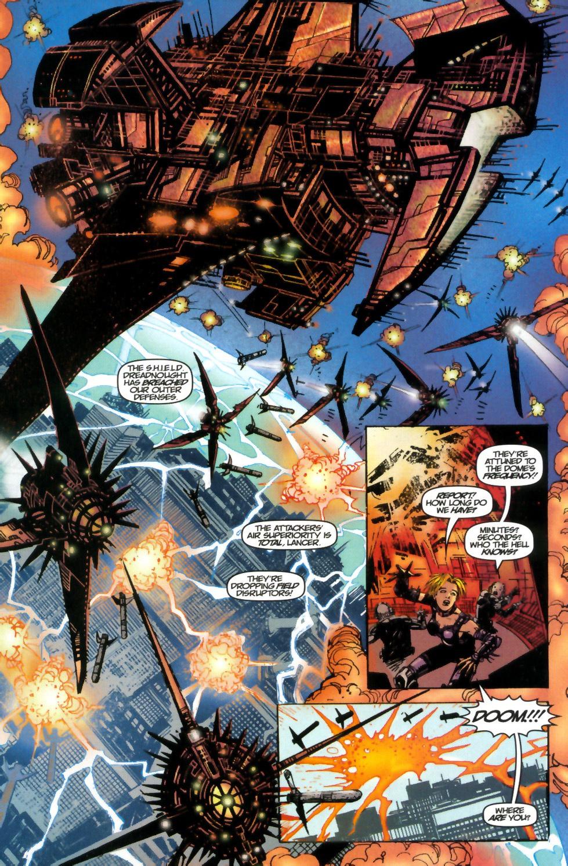 Read online Doom: The Emperor Returns comic -  Issue #2 - 9