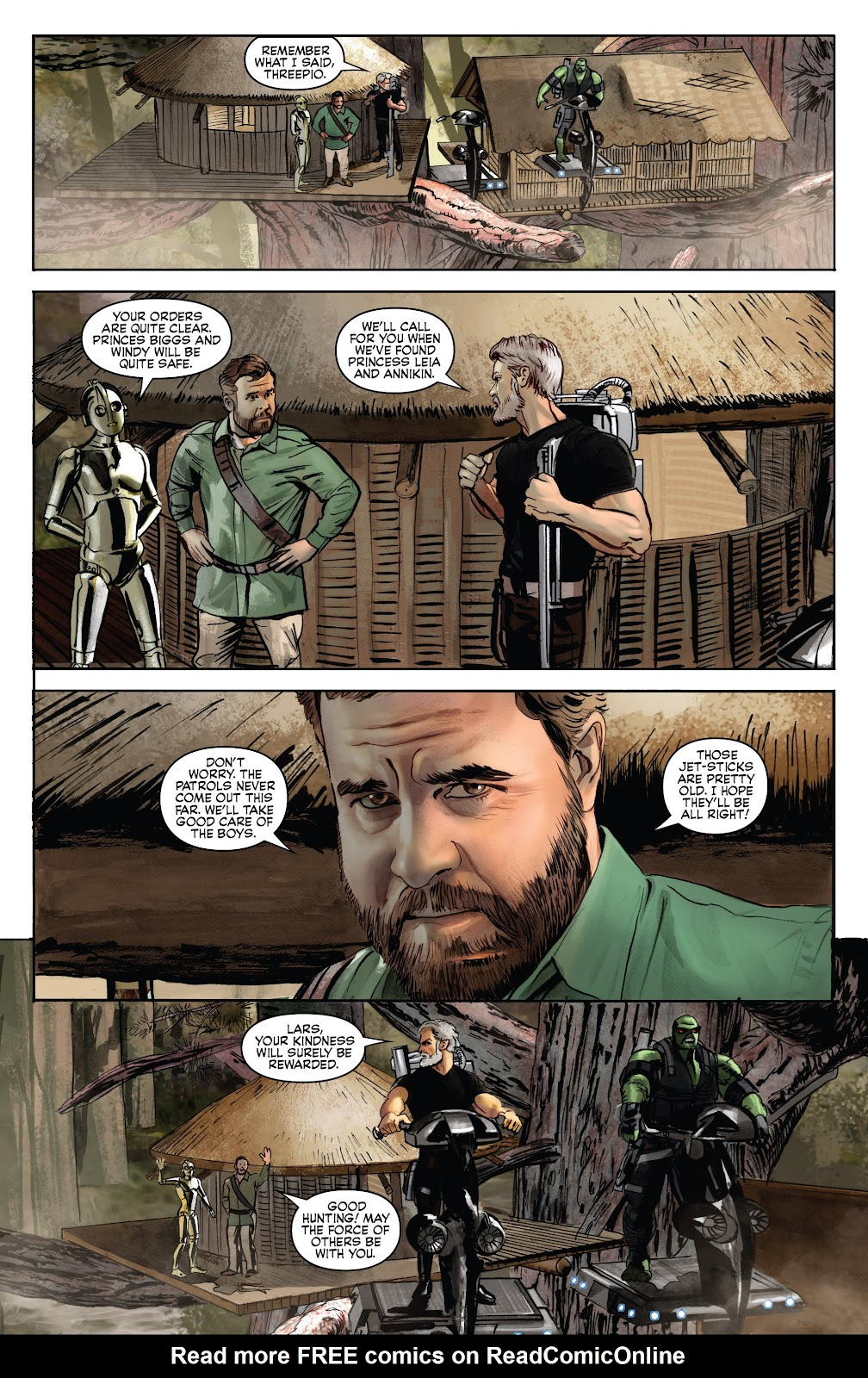 Read online Star Wars Legends: Infinities - Epic Collection comic -  Issue # TPB (Part 5) - 42