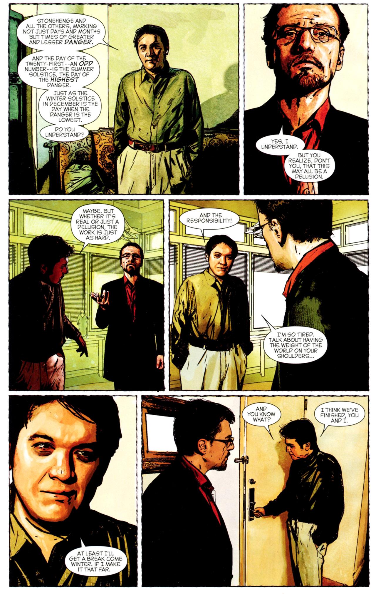 Read online Stephen King's N. comic -  Issue #2 - 20
