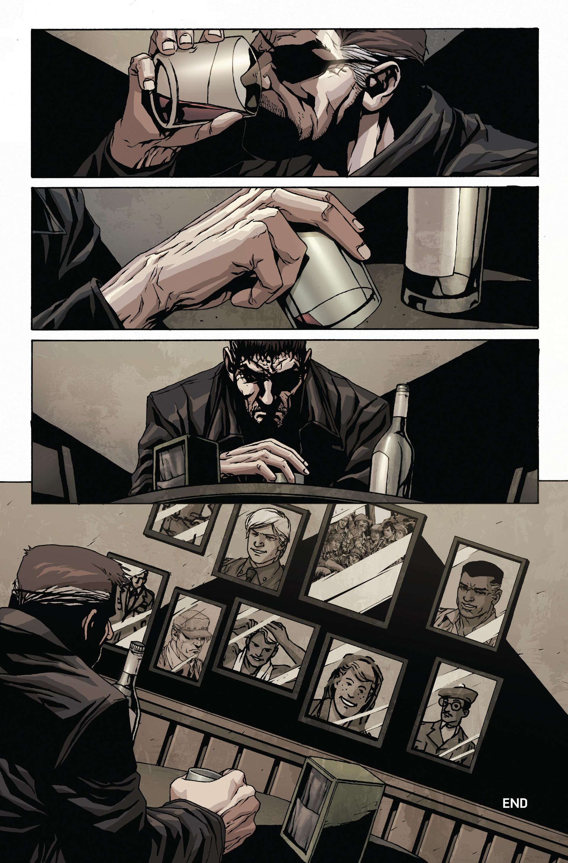Read online Secret Warriors comic -  Issue #19 - 25