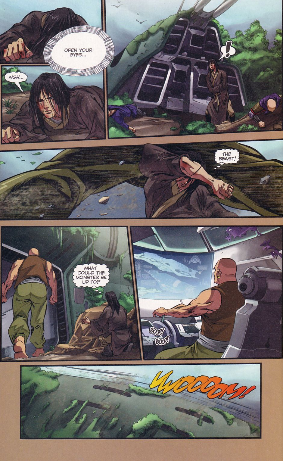 Read online Robotech: Love and War comic -  Issue #5 - 18