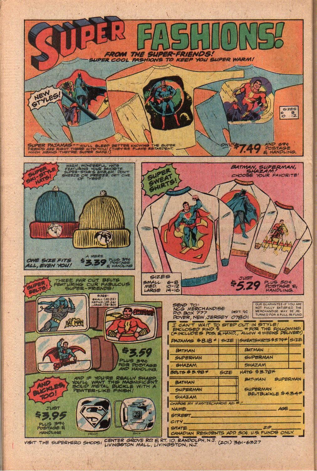 Read online Shazam! (1973) comic -  Issue #27 - 30