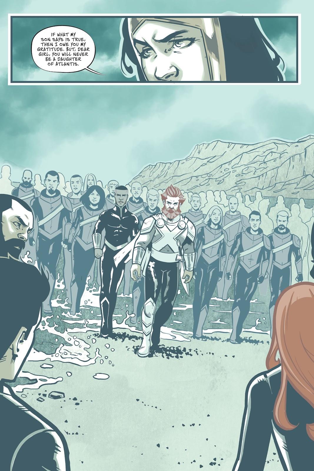 Read online Mera: Tidebreaker comic -  Issue # TPB (Part 2) - 77