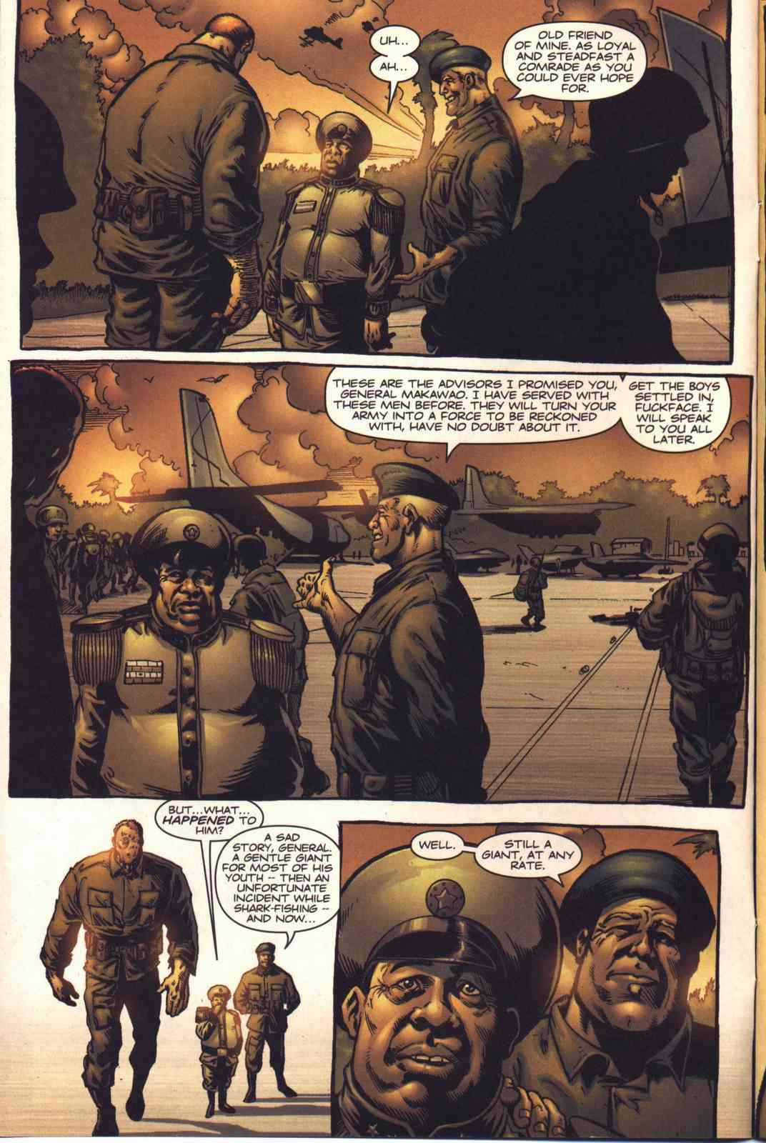 Read online Fury comic -  Issue #3 - 3