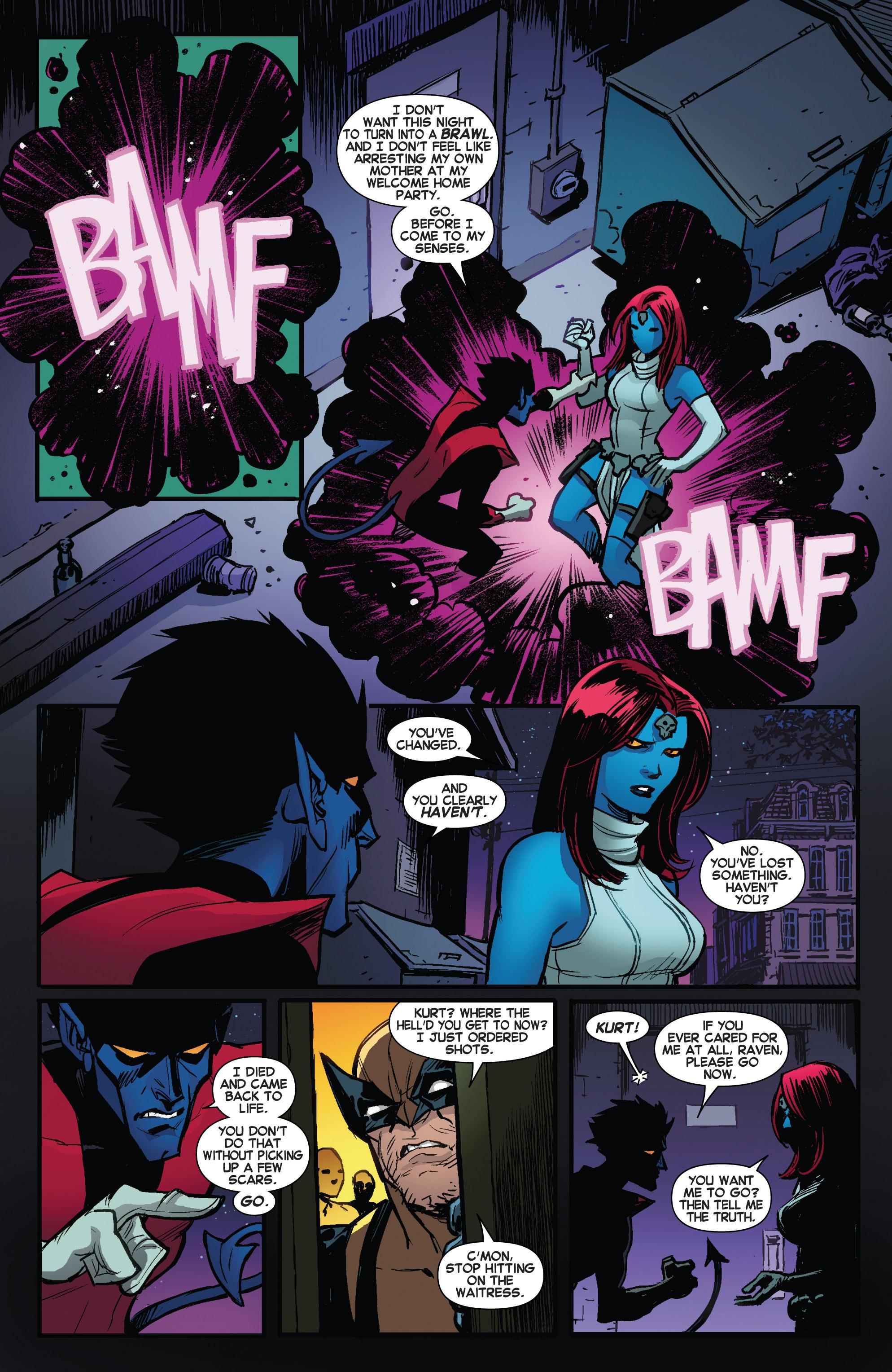 Read online Amazing X-Men (2014) comic -  Issue #6 - 11