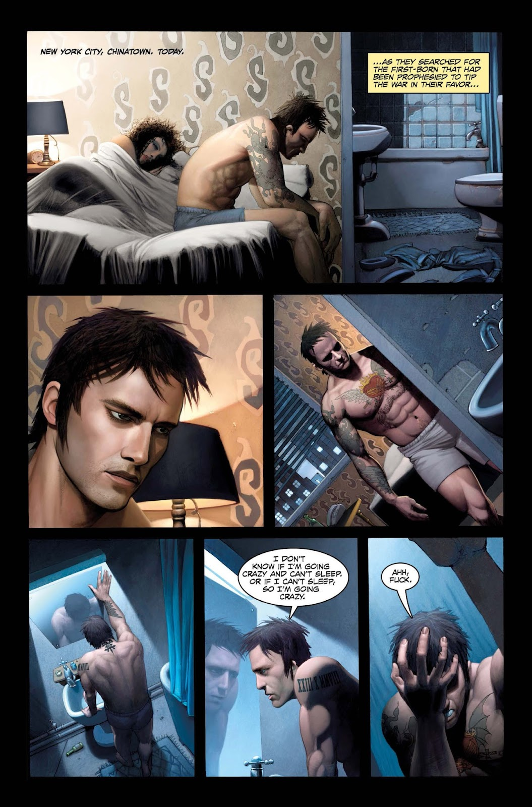 13 Coins issue TPB - Page 10