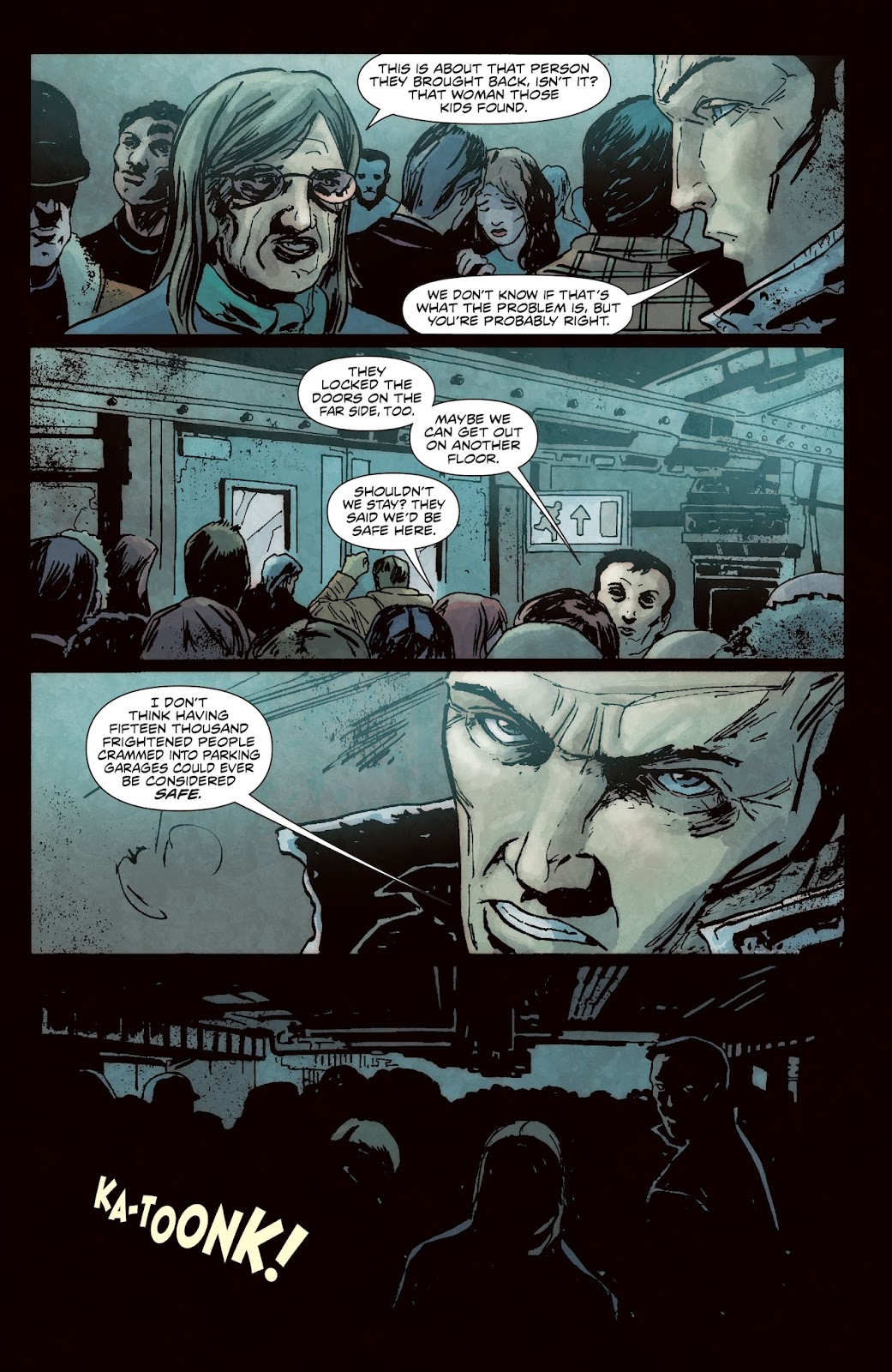 28 Days Later issue 23 - Page 4