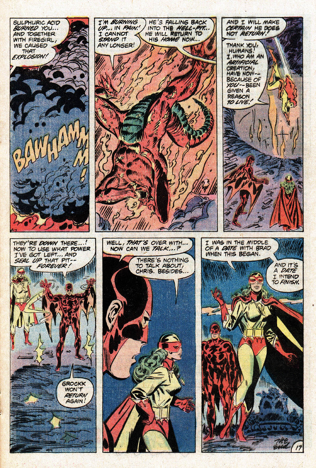Read online Adventure Comics (1938) comic -  Issue #486 - 18