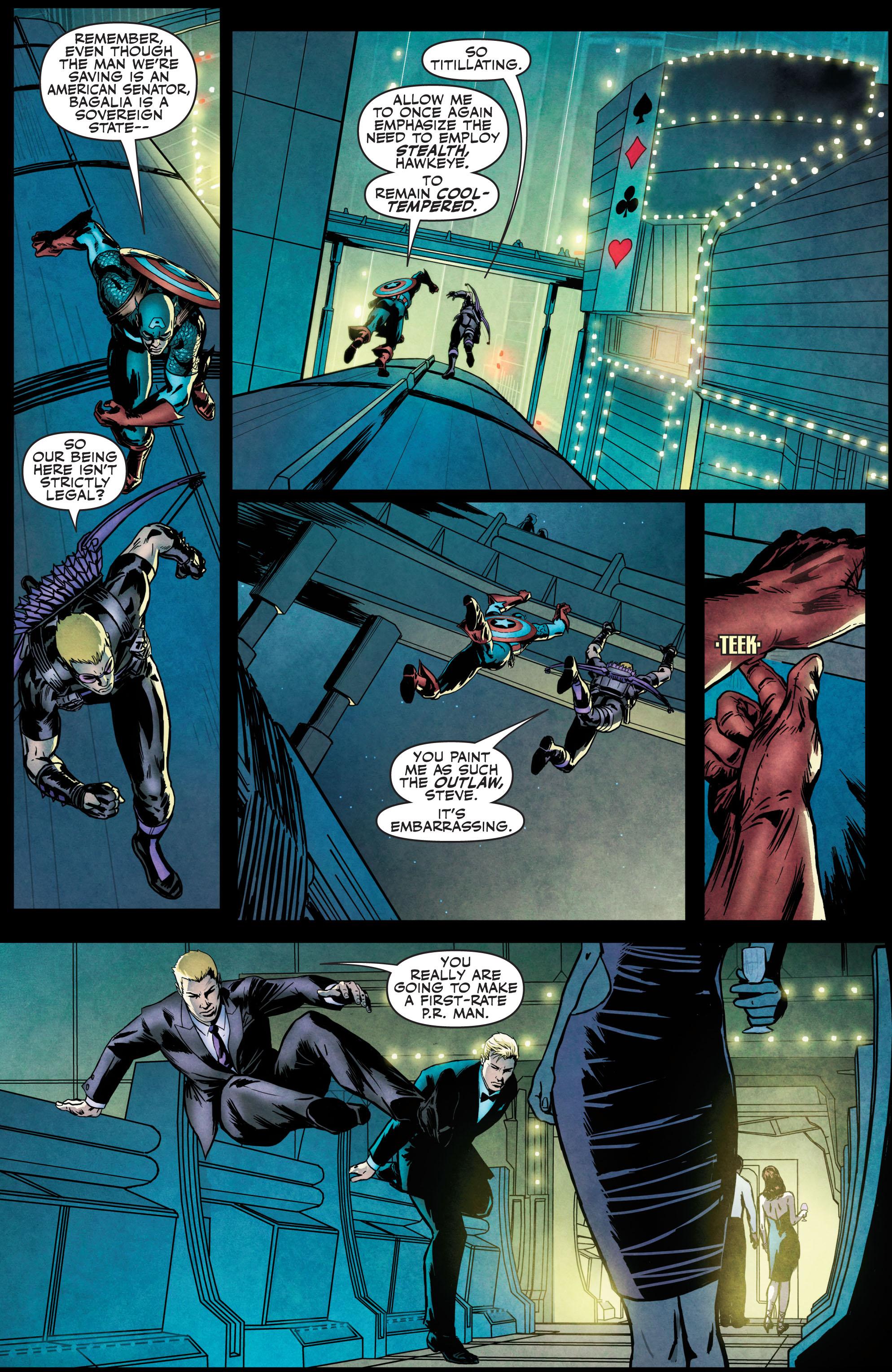 Read online Secret Avengers (2010) comic -  Issue #21.1 - 5