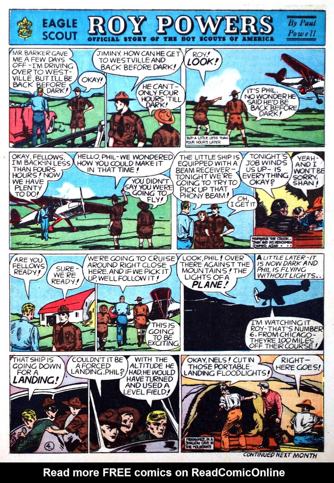 Read online Famous Funnies comic -  Issue #75 - 9