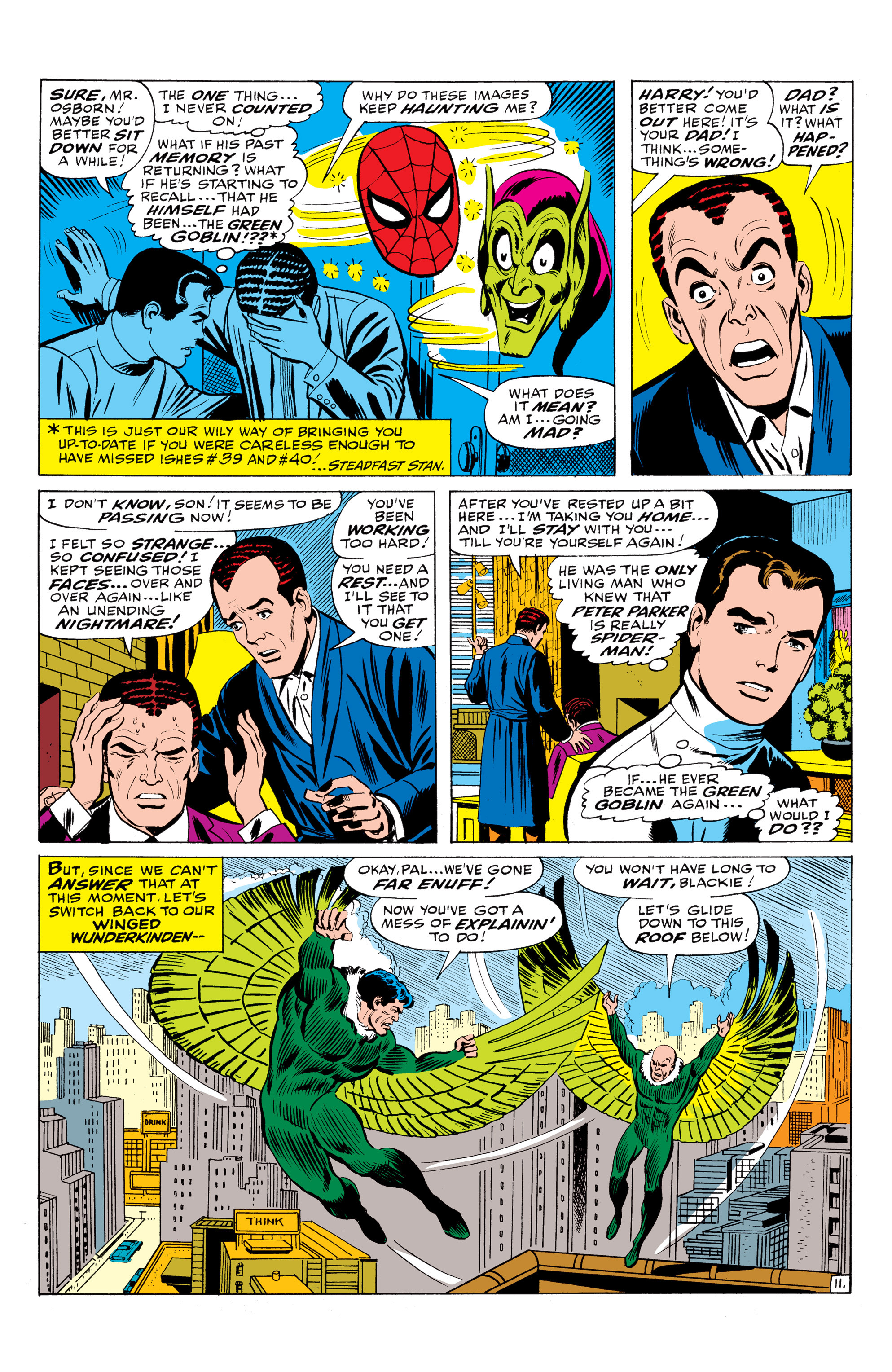 The Amazing Spider-Man (1963) 63 Page 11