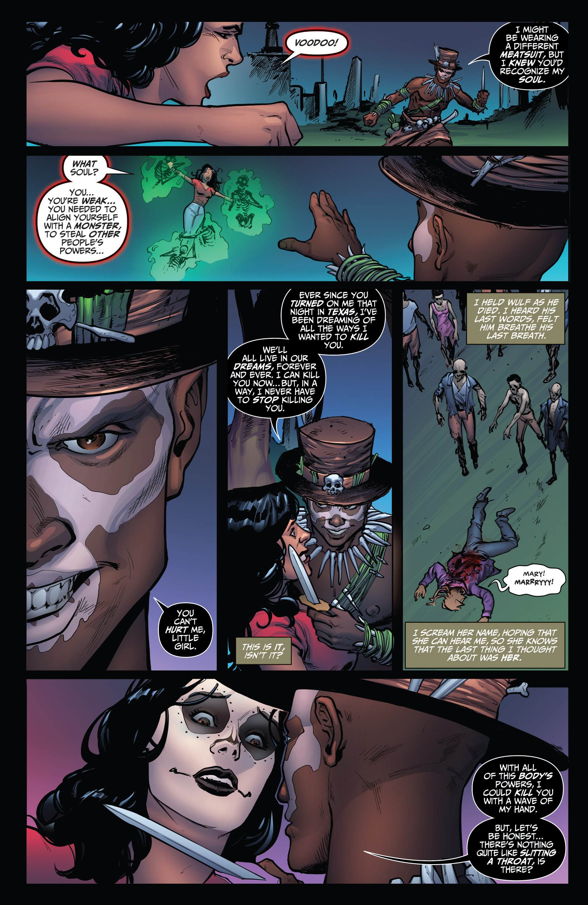 Read online Grimm Fairy Tales: Arcane Acre comic -  Issue # TPB 4 - 162
