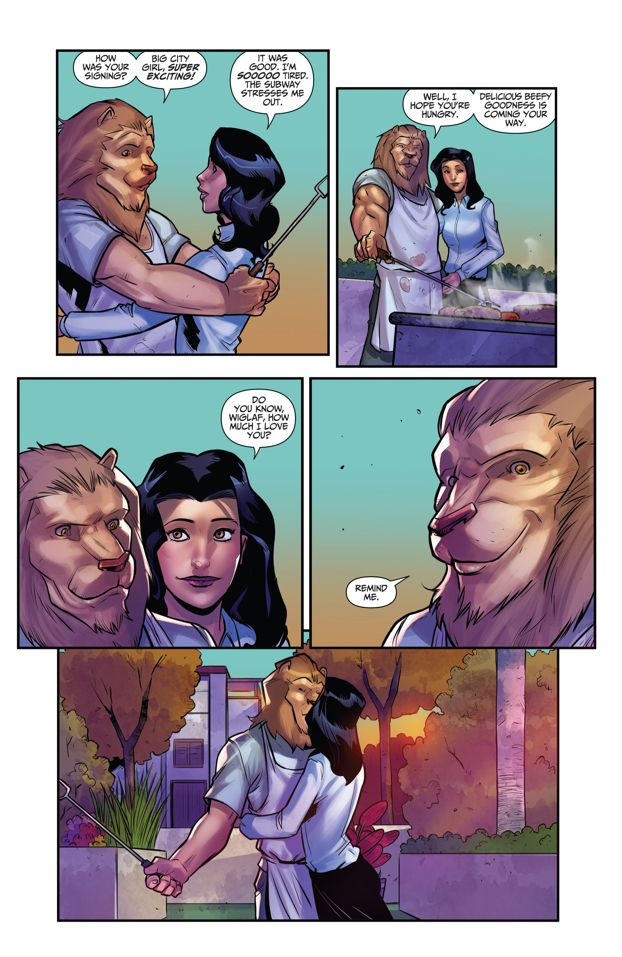 Read online Grimm Fairy Tales: Arcane Acre comic -  Issue # TPB 4 - 168