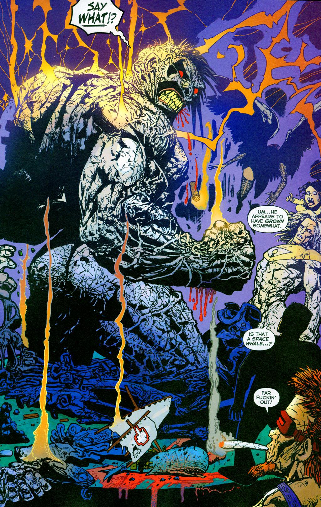 Read online The Authority/Lobo: Spring Break Massacre comic -  Issue # Full - 32